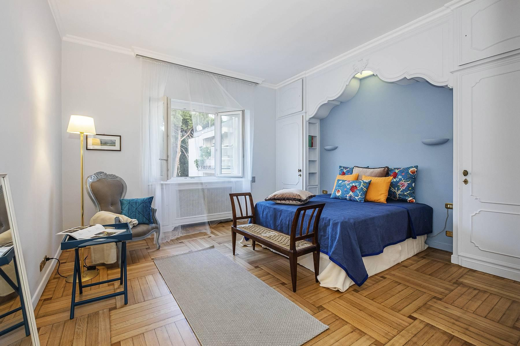Moderno attico con splendida terrazza di 70 mq  a due passi da Villa Borghese - 13
