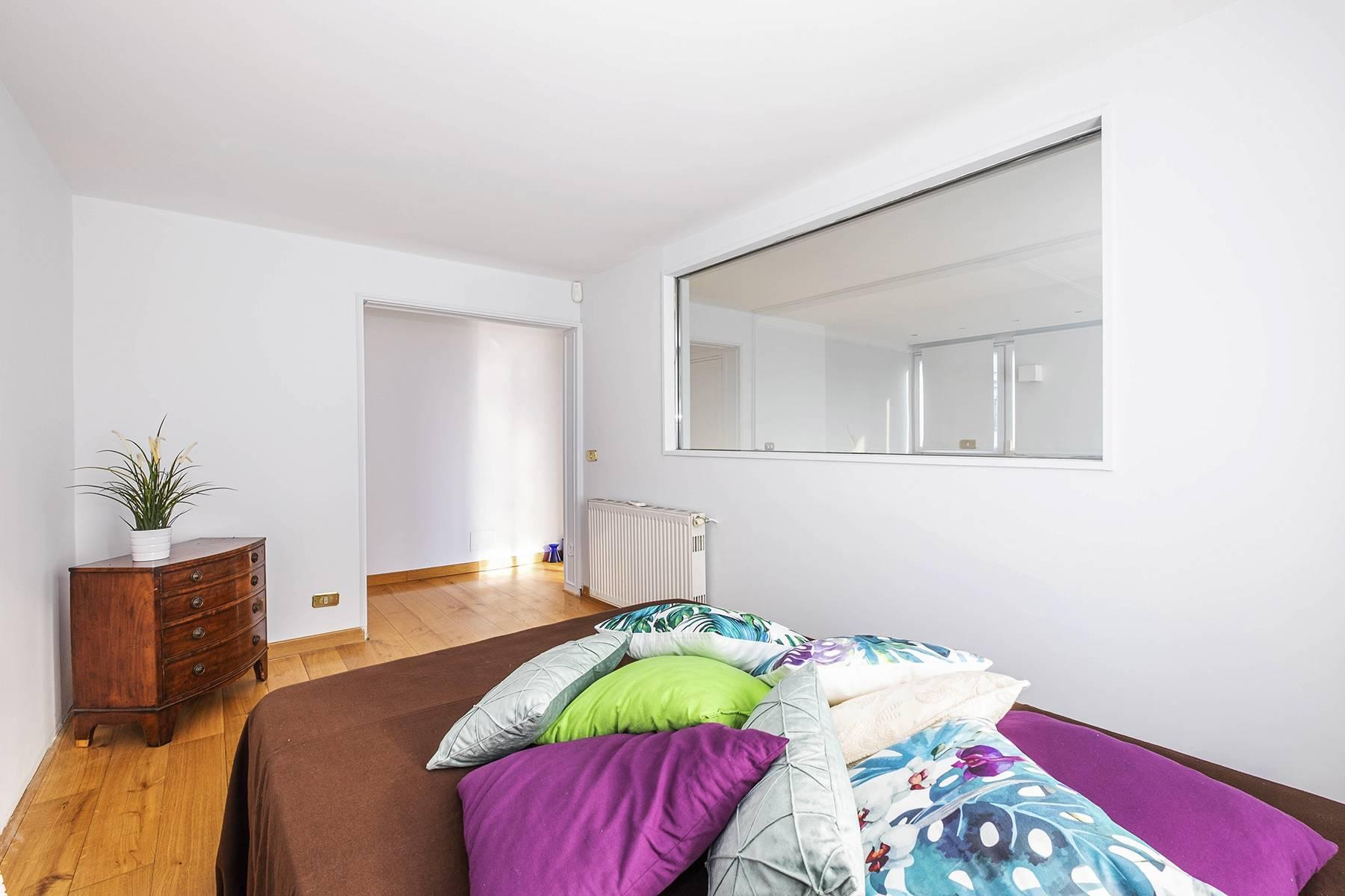 Moderno attico con splendida terrazza di 70 mq  a due passi da Villa Borghese - 28