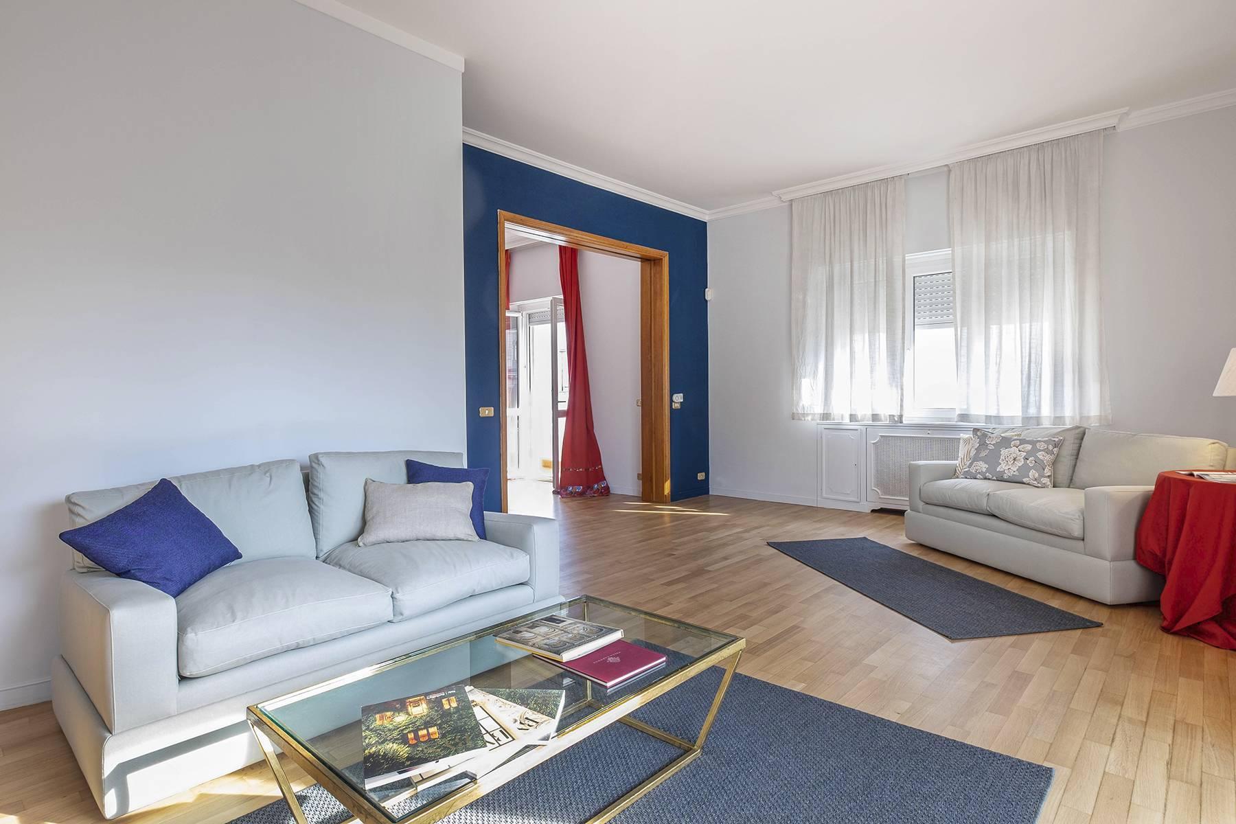 Moderno attico con splendida terrazza di 70 mq  a due passi da Villa Borghese - 16
