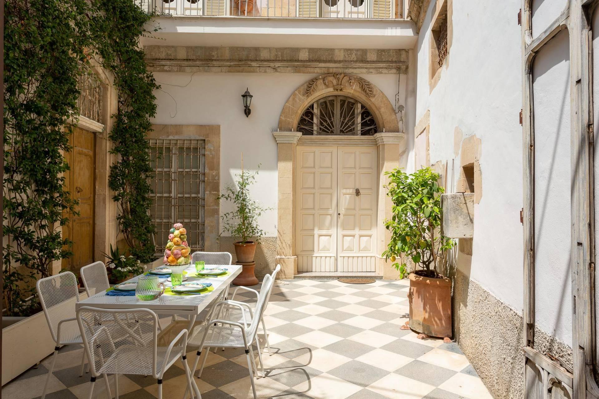 Esclusivo appartamento con terrazzo Immerso nel barocco modicano - 36