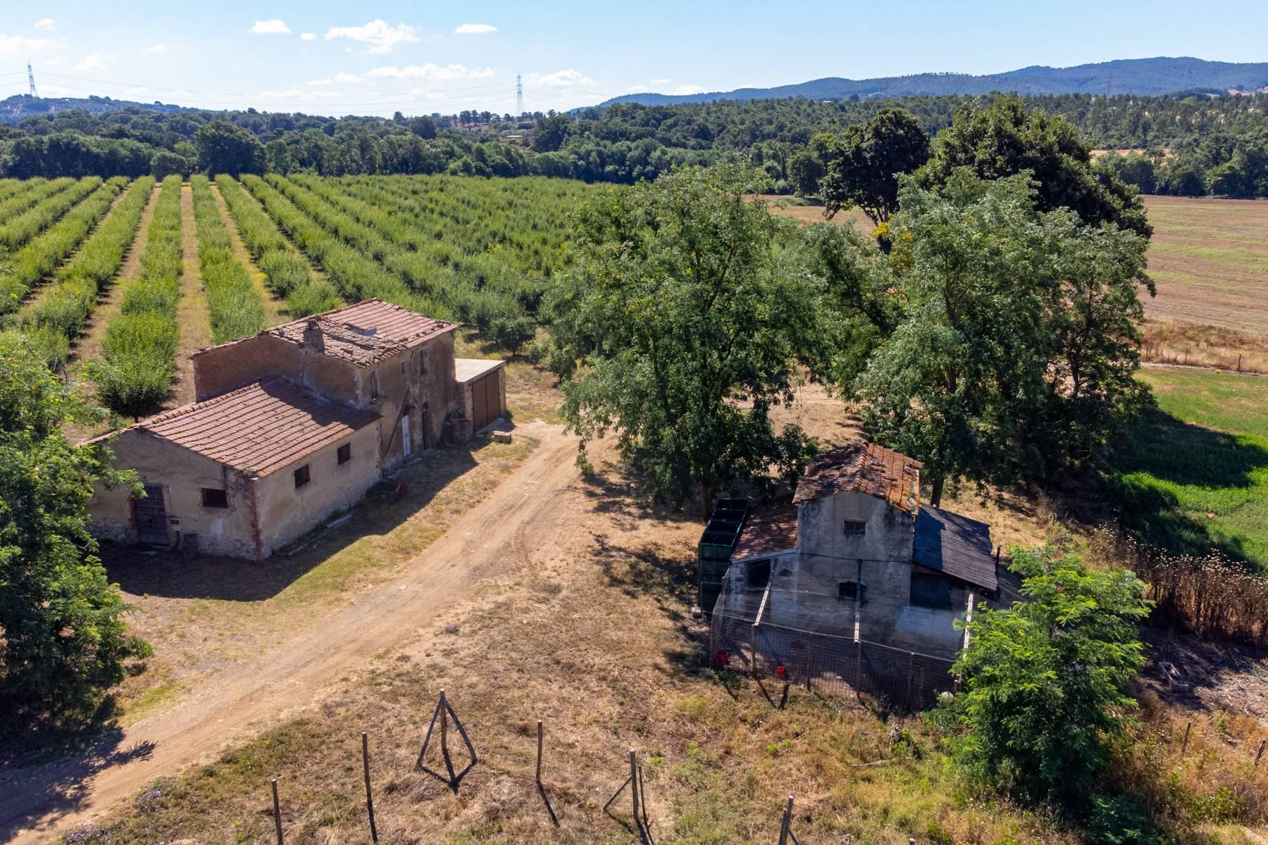 Wunderschönes Anwesen im Grünen, nur einen Steinwurf von Manciano entfernt - 4