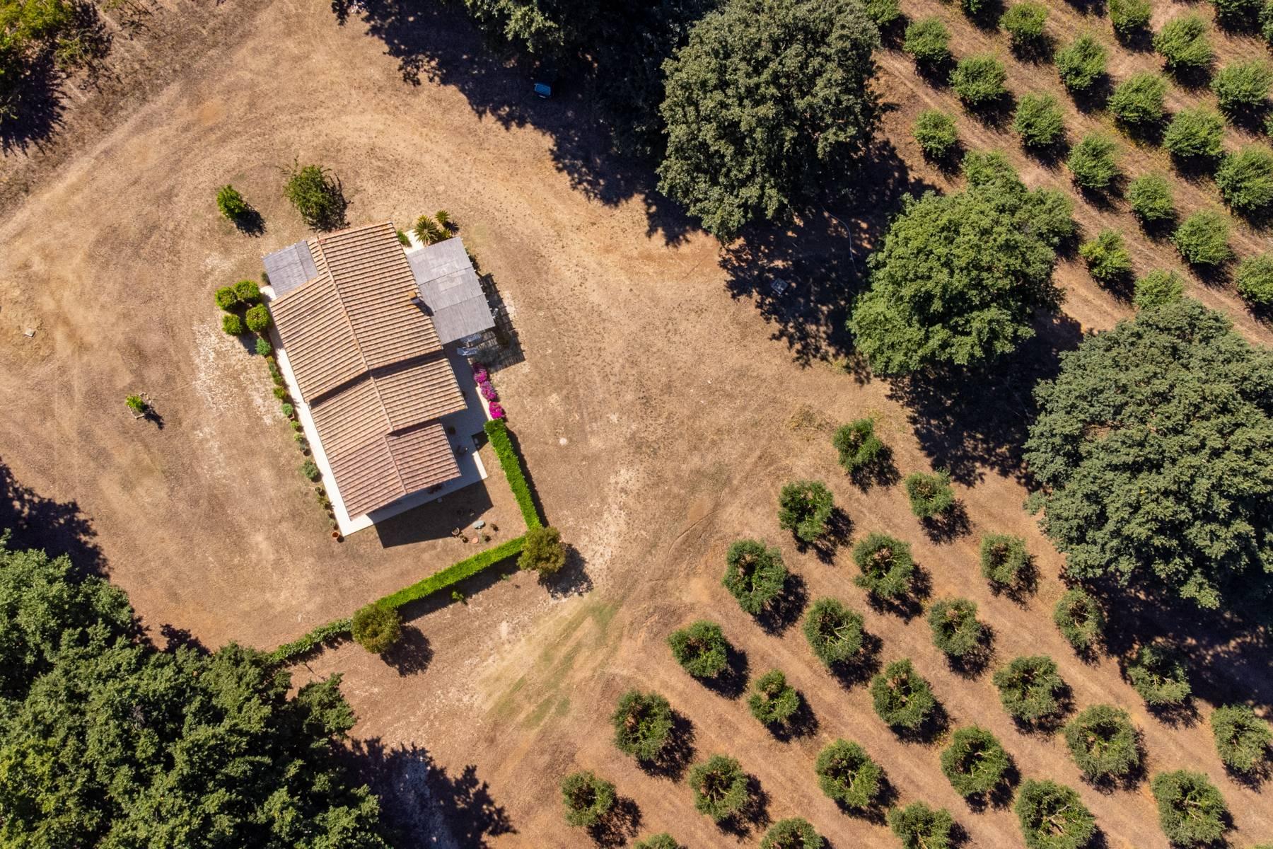 Wunderschönes Anwesen im Grünen, nur einen Steinwurf von Manciano entfernt - 26