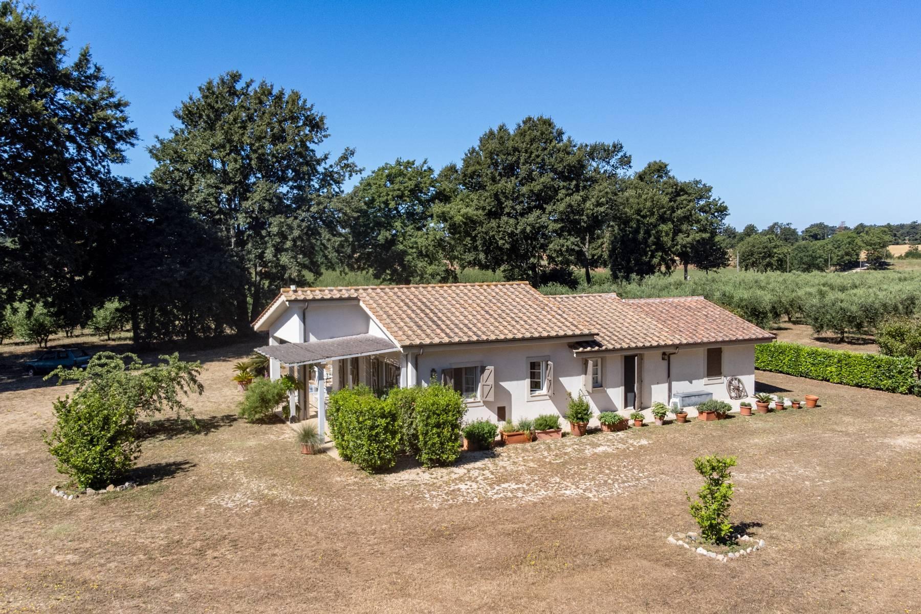 Wunderschönes Anwesen im Grünen, nur einen Steinwurf von Manciano entfernt - 27
