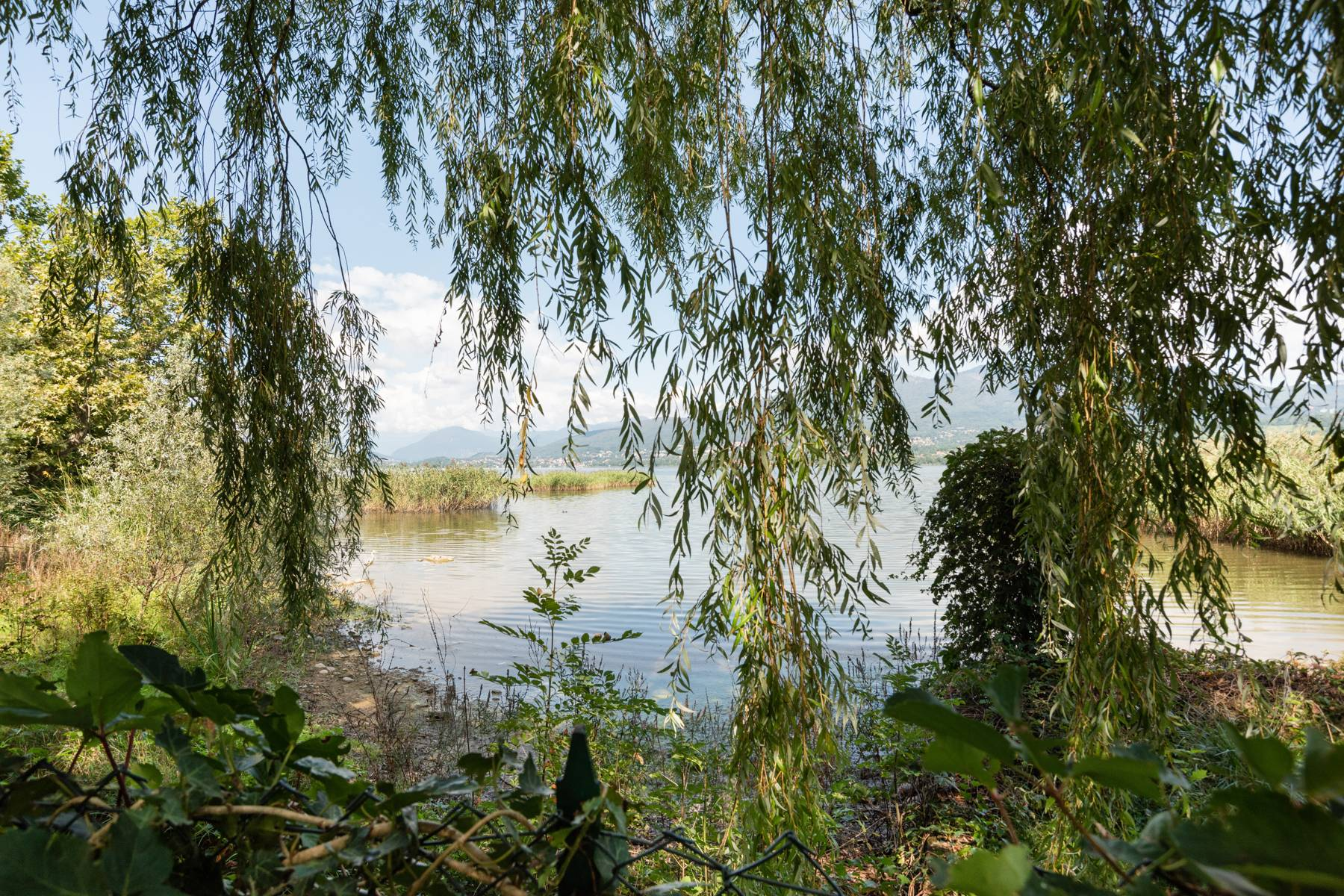 Pieds-dans-l'eau Villa mit Blick auf den See - 22