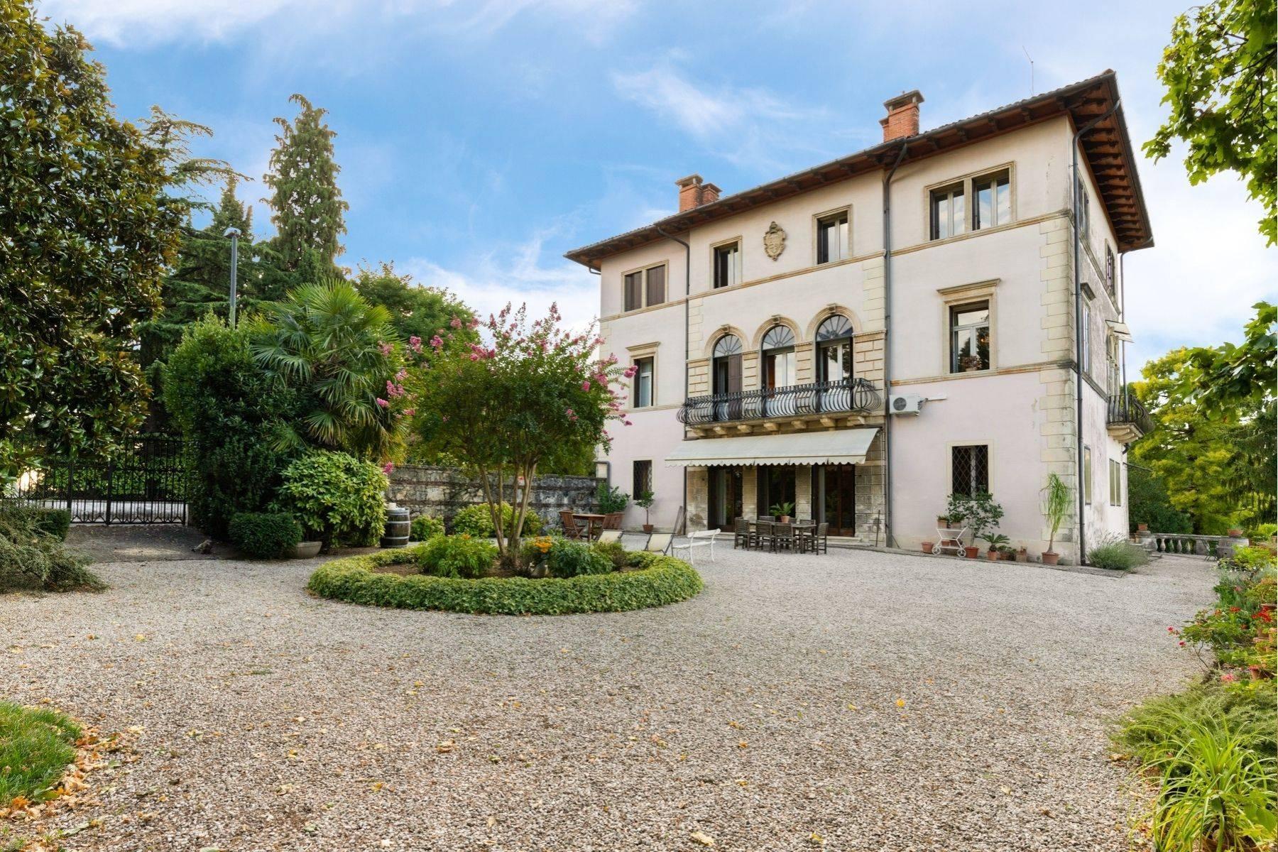 Elegante historische Villa mit privatem Park auf dem Monte Berico - 1