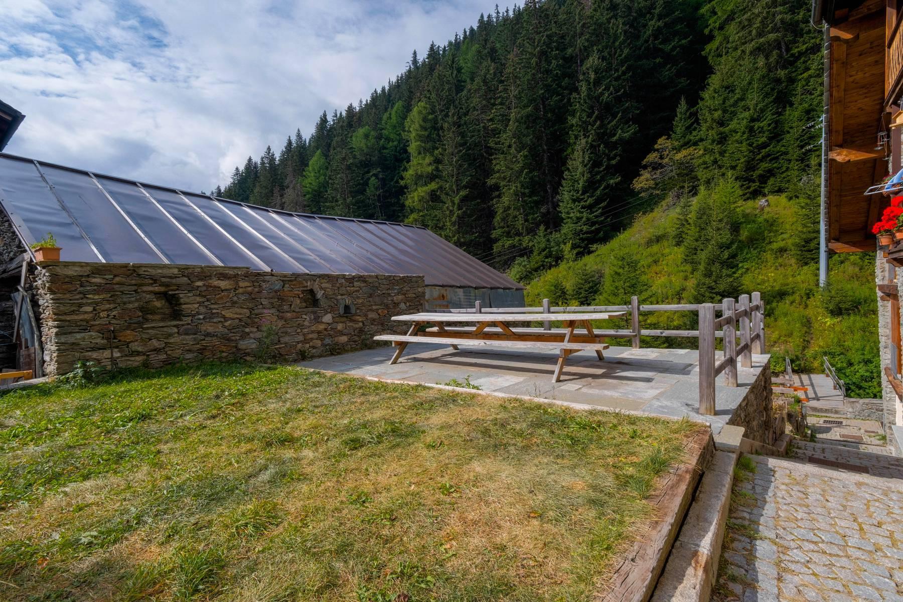 Chalet in einem typischen Berg-Dorf - 16