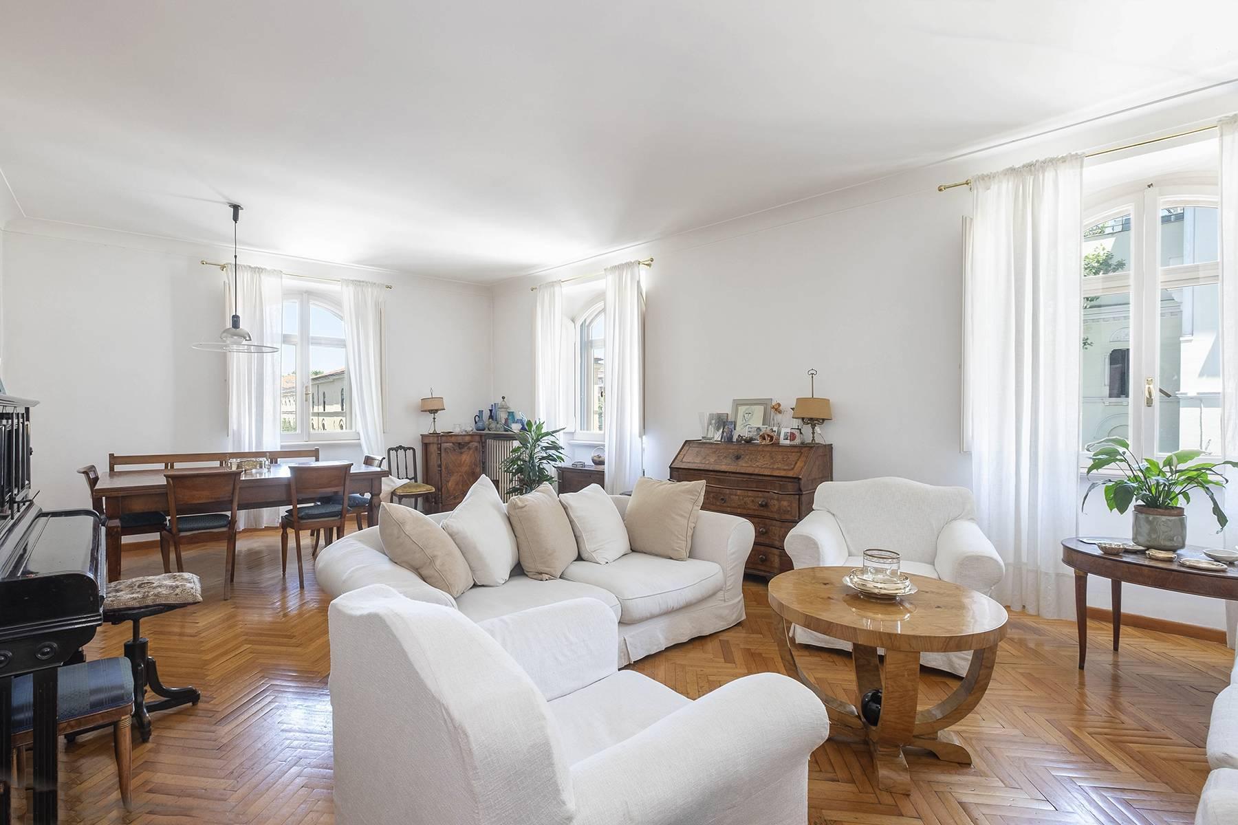 Elegante Wohnung im Stadtviertel Prati - 3
