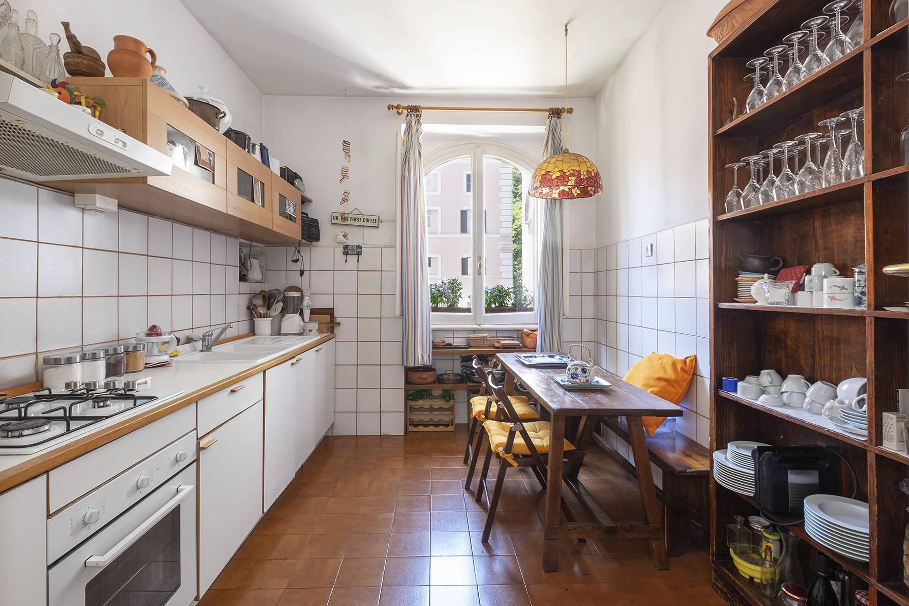 Elegante Wohnung im Stadtviertel Prati - 11