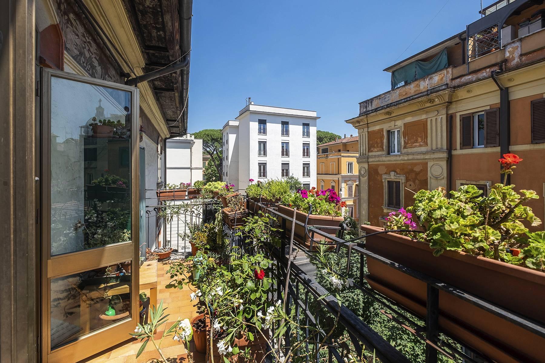 Elegante Wohnung im Stadtviertel Prati - 13