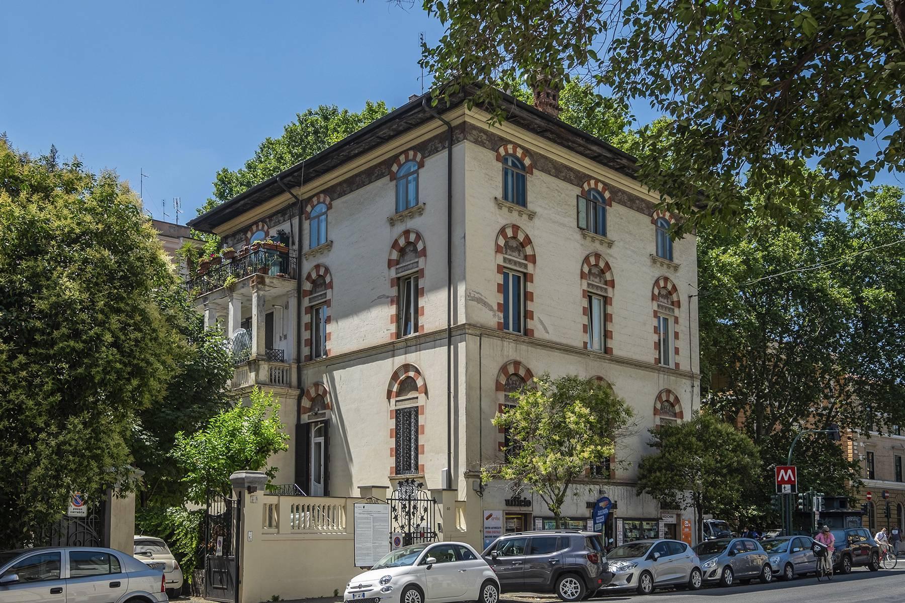 Elegante Wohnung im Stadtviertel Prati - 1