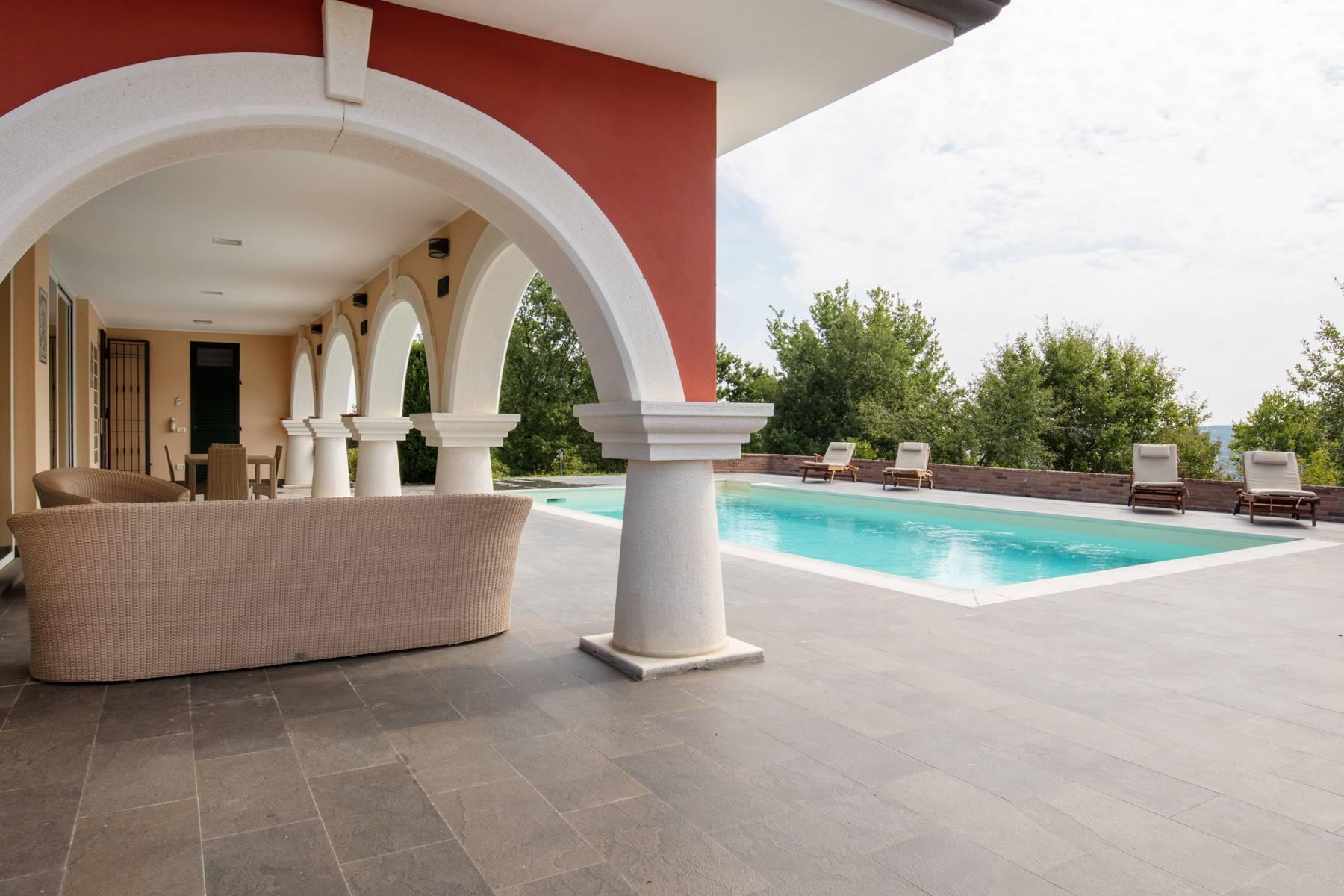 Villa con piscina nelle colline piacentine - 39