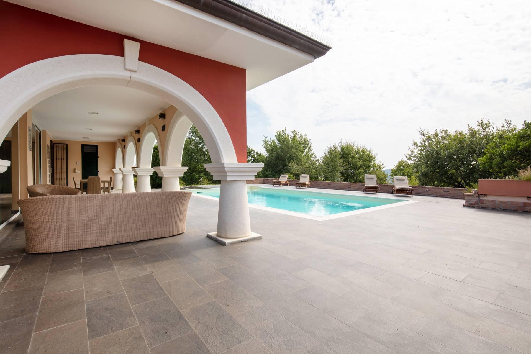 Villa con piscina nelle colline piacentine - 40