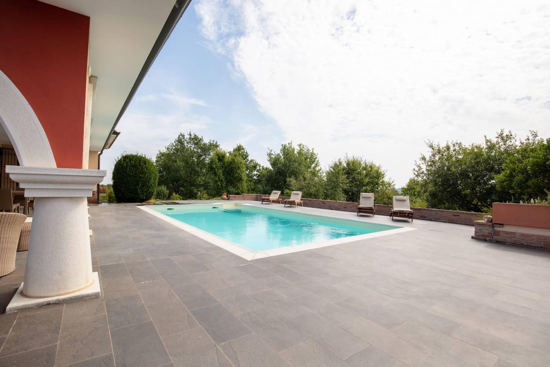 Villa con piscina nelle colline piacentine - 42