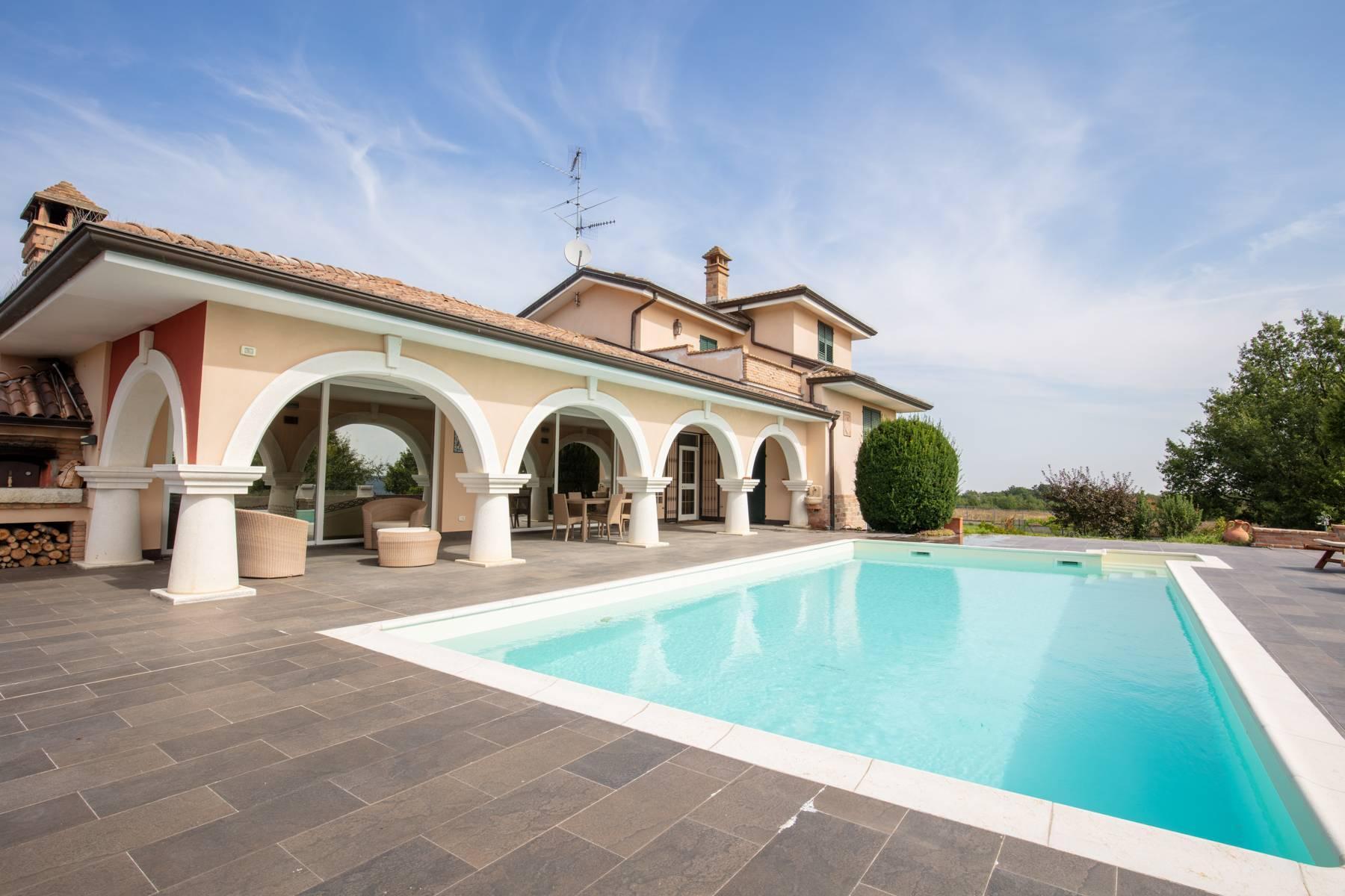 Villa con piscina nelle colline piacentine - 43