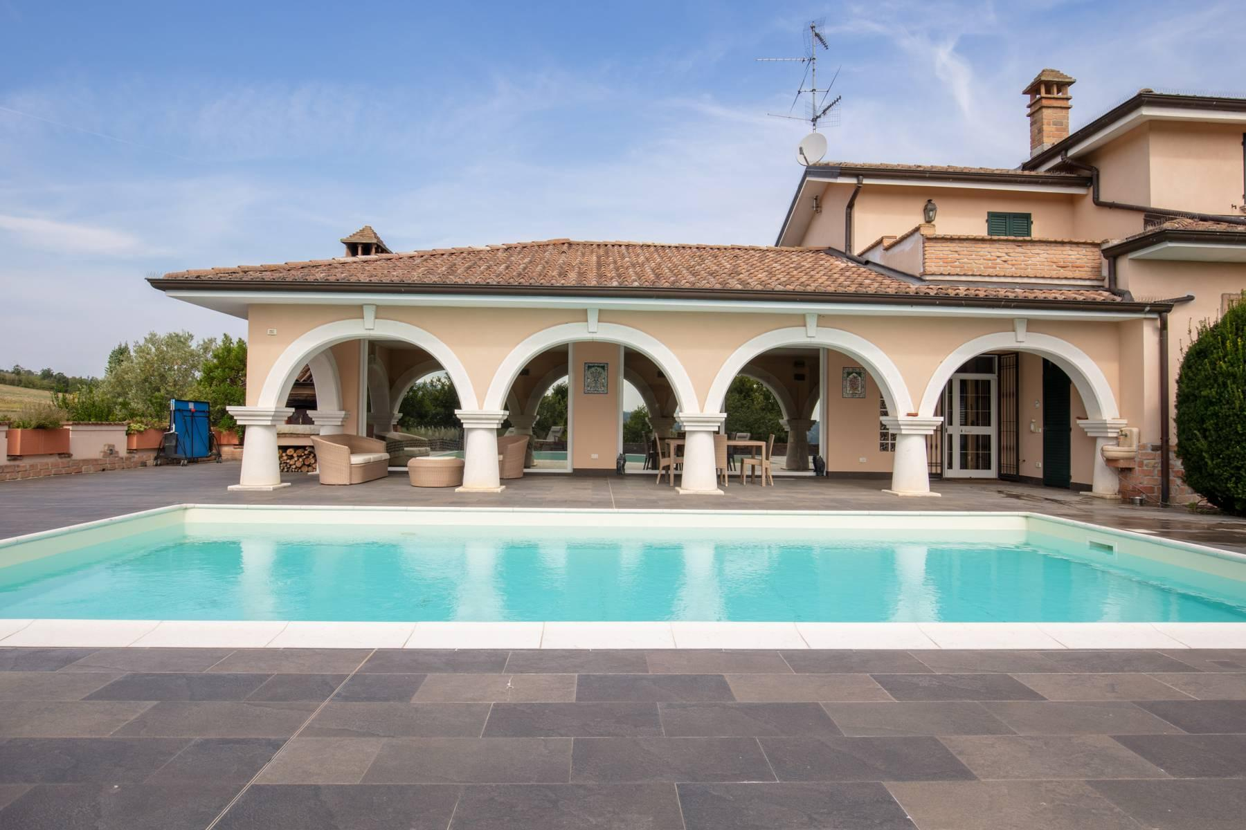 Villa con piscina nelle colline piacentine - 45