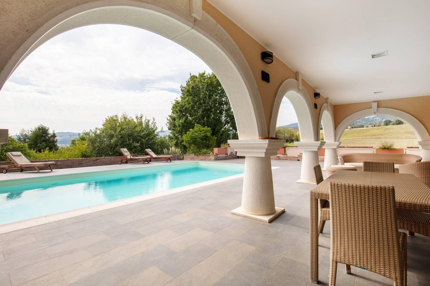 Villa con piscina nelle colline piacentine - 49