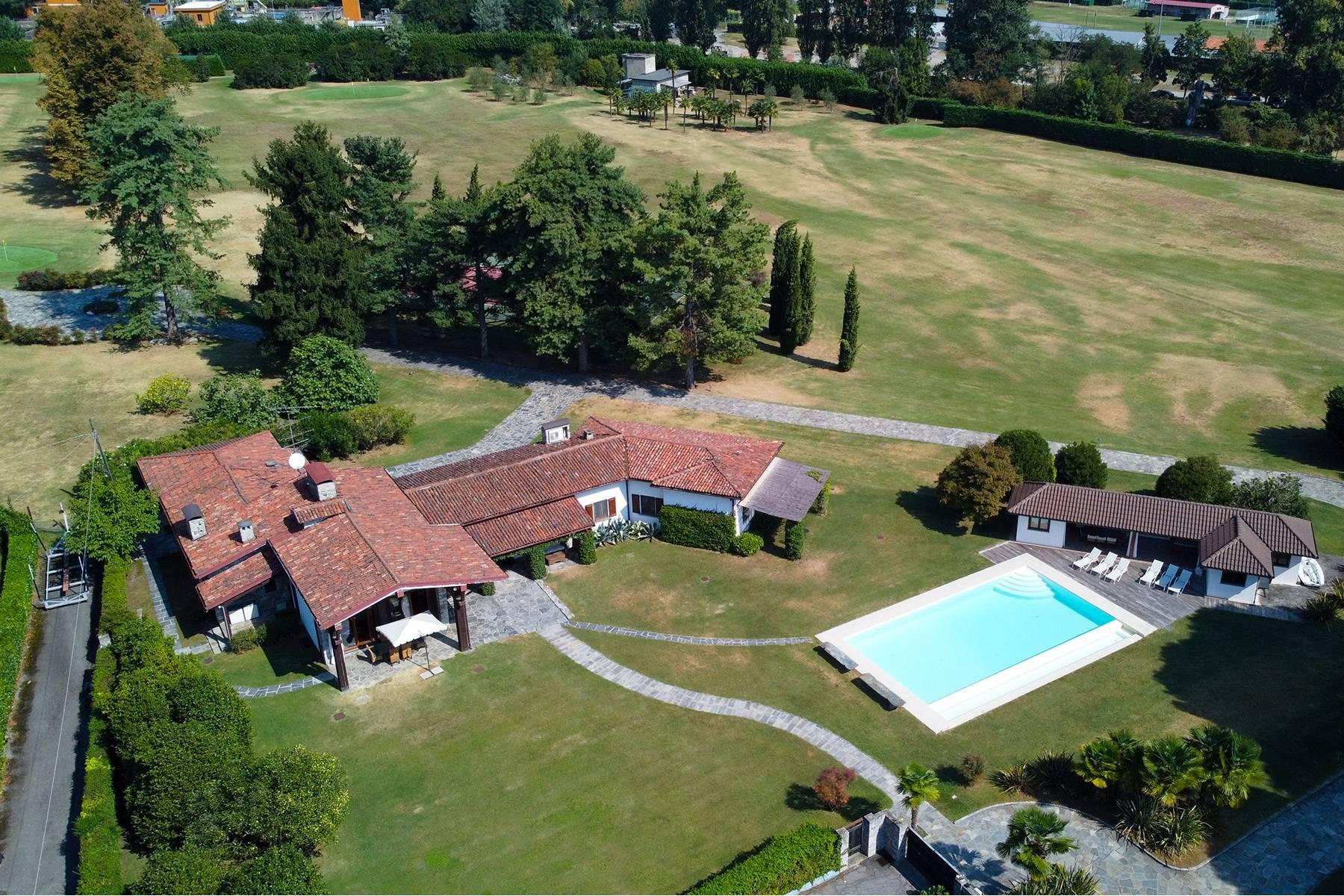 Charmante Villa in Lesa, mitten in der Natur - 34
