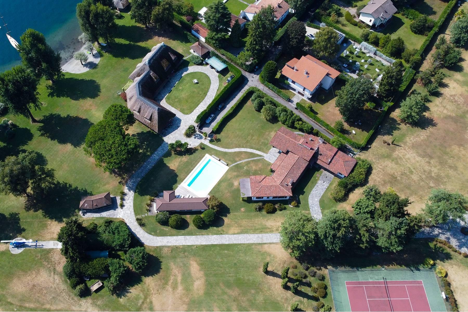 Charmante Villa in Lesa, mitten in der Natur - 38