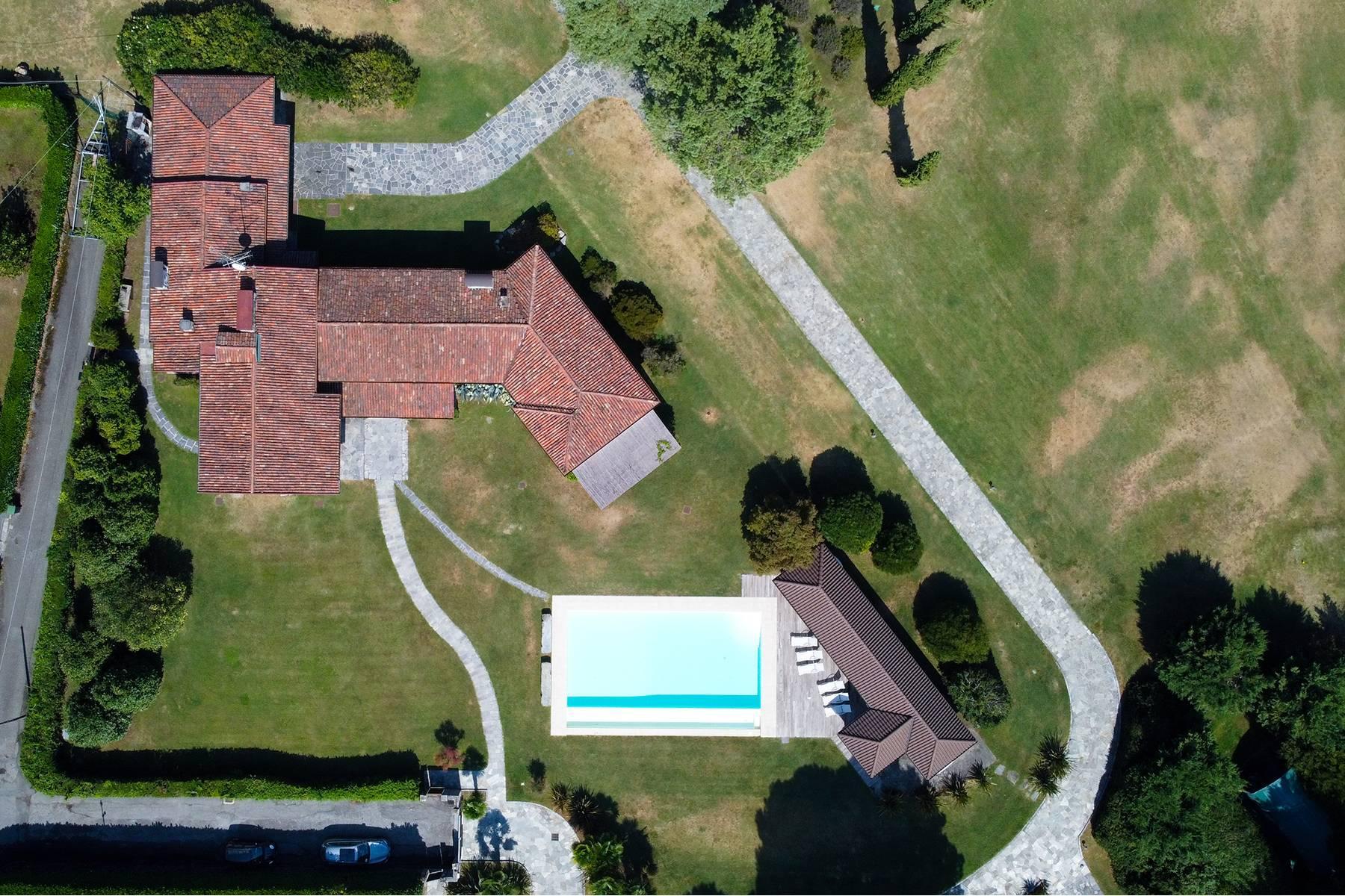 Charmante Villa in Lesa, mitten in der Natur - 43