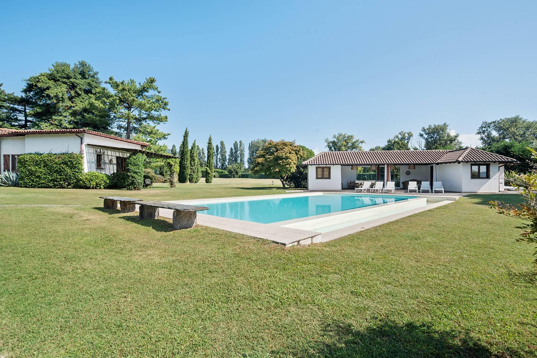 Charmante Villa in Lesa, mitten in der Natur - 45