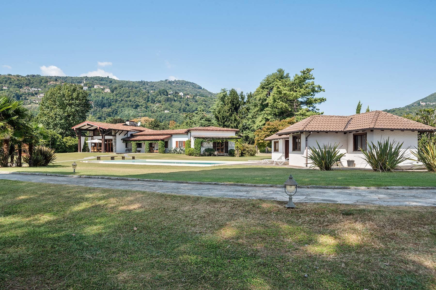 Charmante Villa in Lesa, mitten in der Natur - 50