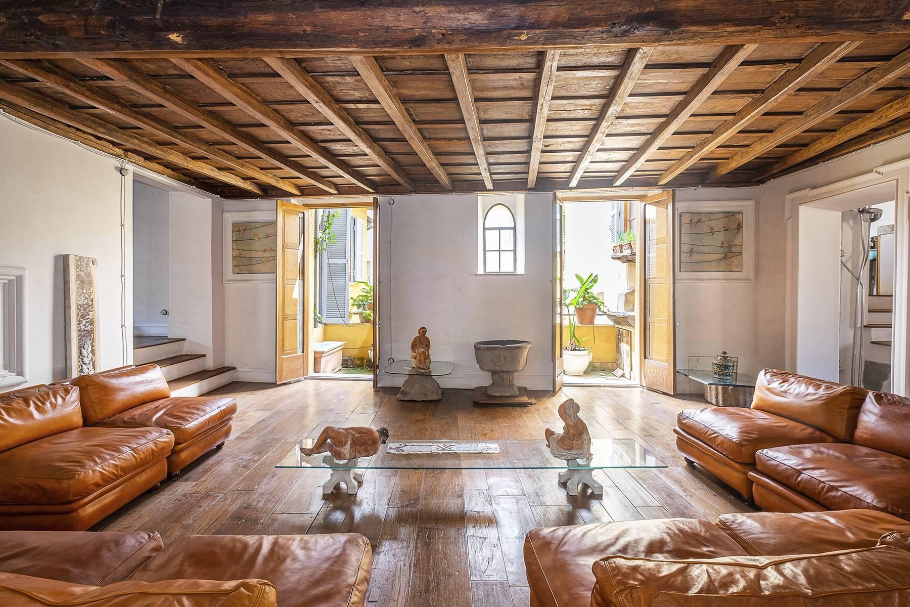 Schöne renovierte Penthouse mit Panoramadachgärten - 2