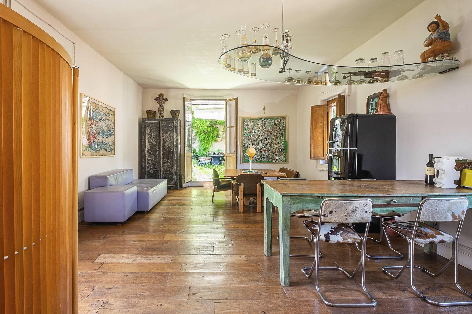 Splendido attico ristrutturato con giardini pensili panoramici - 14