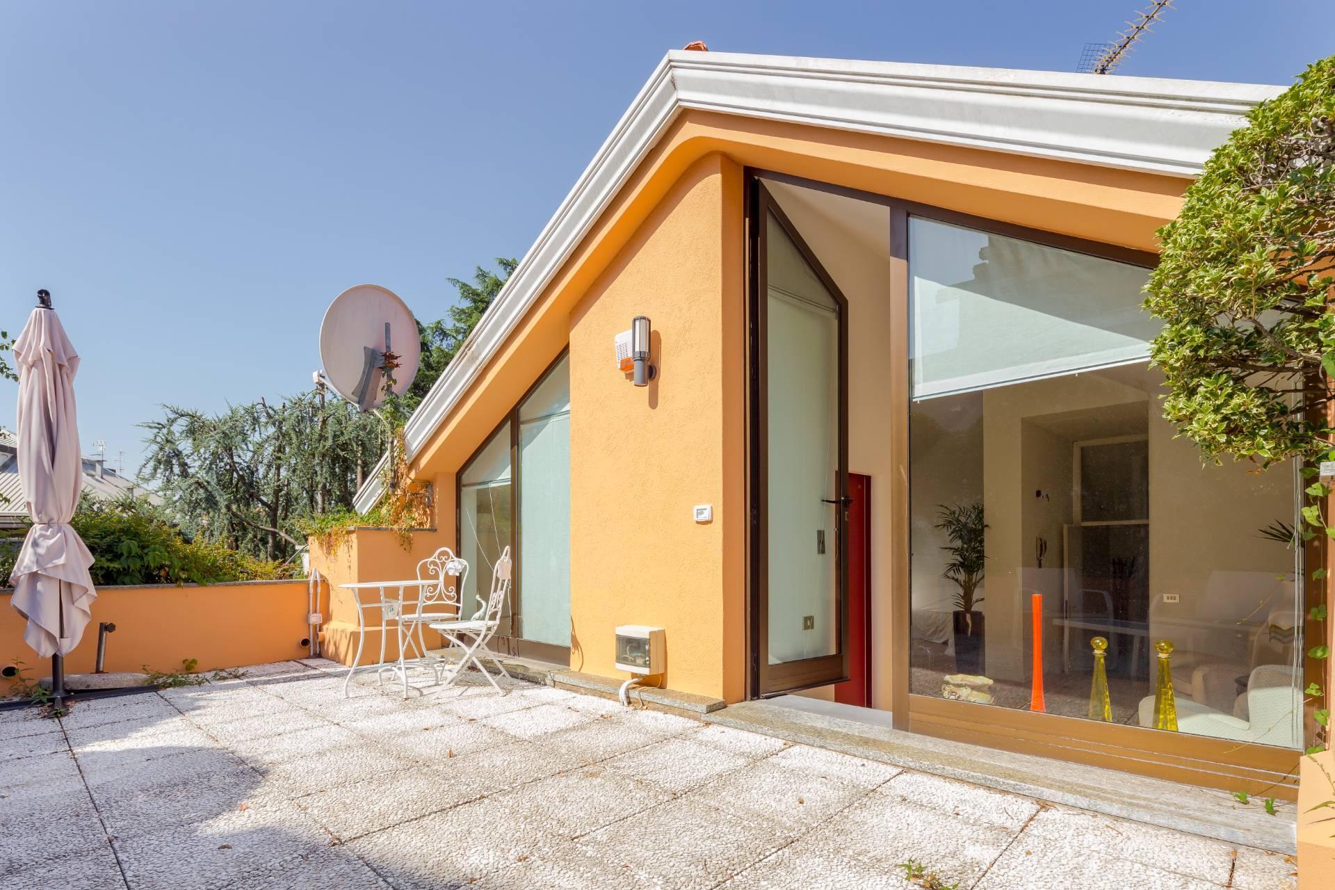 Villa singola in zona Maggiolina - 24