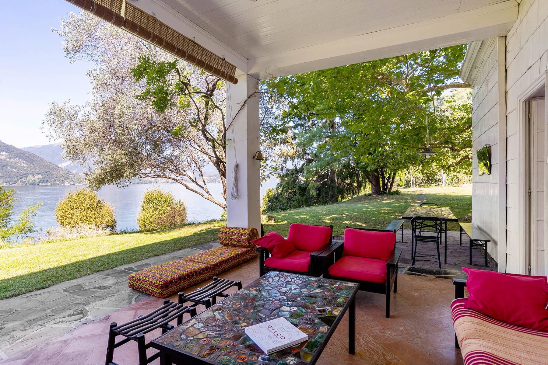 Splendida villa d'epoca con vista lago mozzafiato - 9