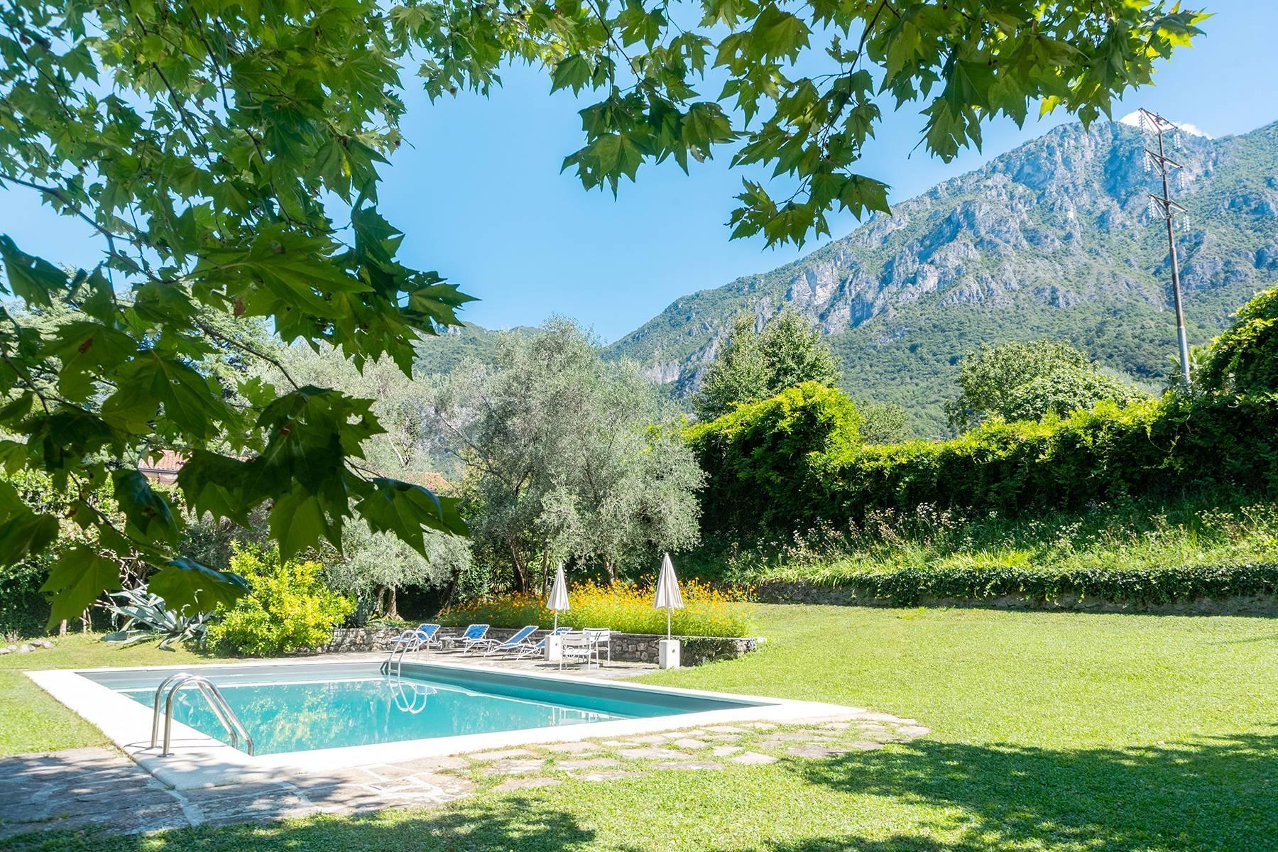 Splendida villa d'epoca con vista lago mozzafiato - 11