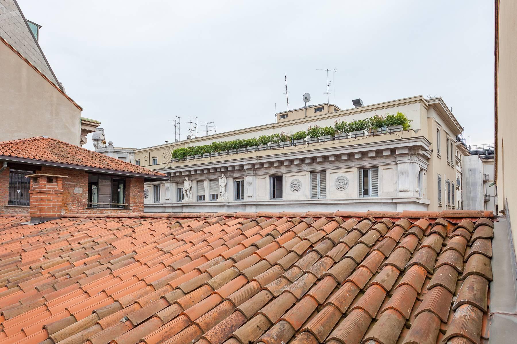 Attico di charme con terrazzo a due passi dal Duomo - 12