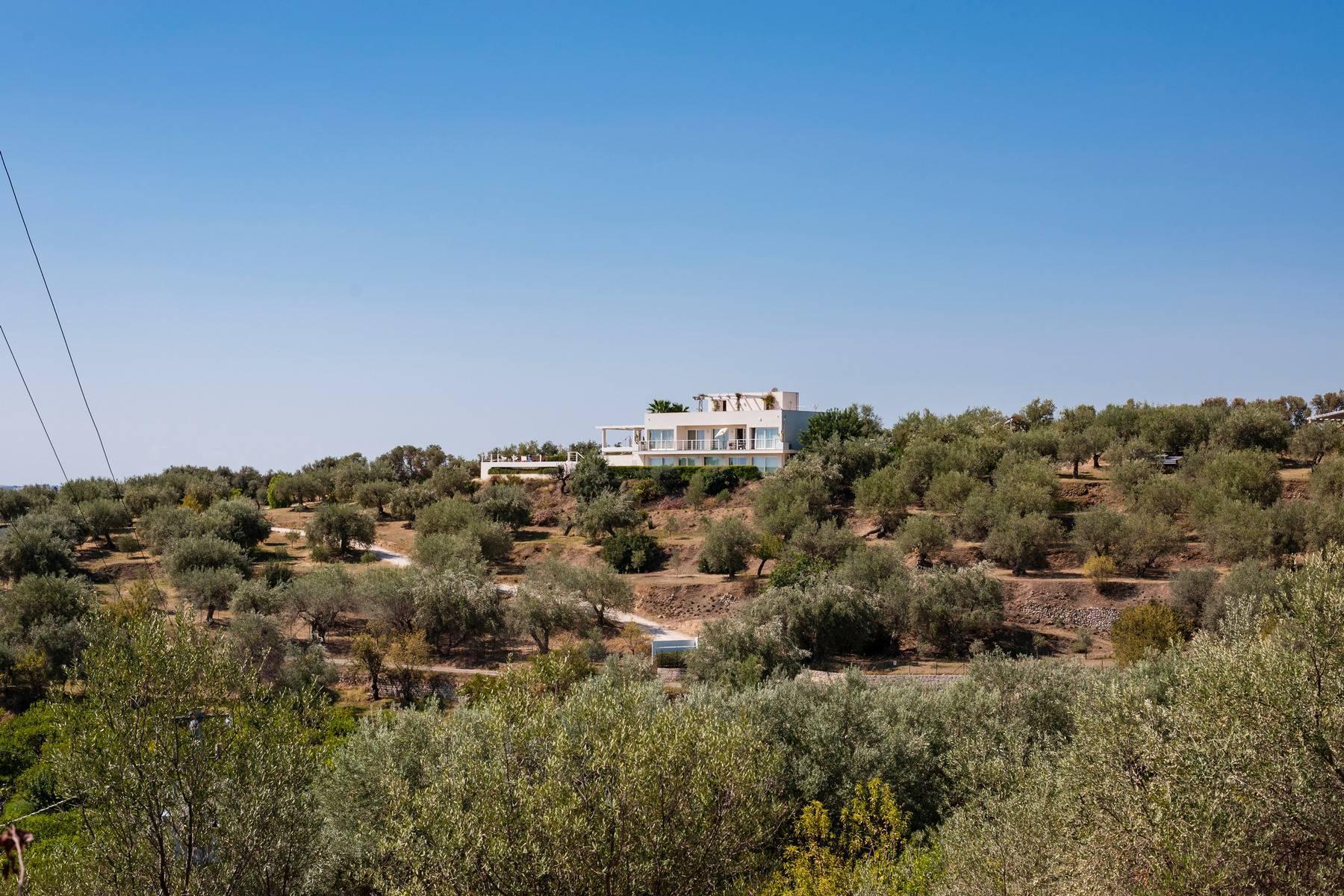 Moderne Villa mit Pool und Meerblick - 9