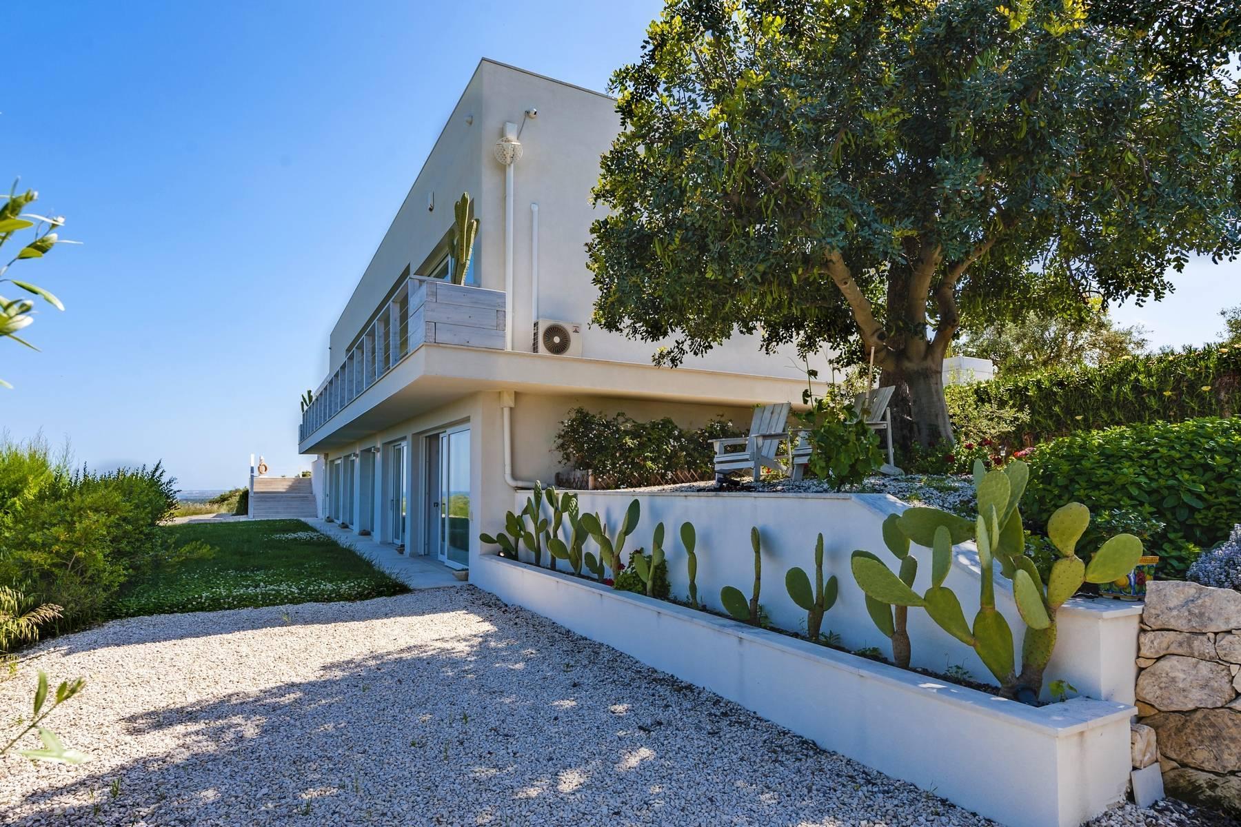 Moderne Villa mit Pool und Meerblick - 22