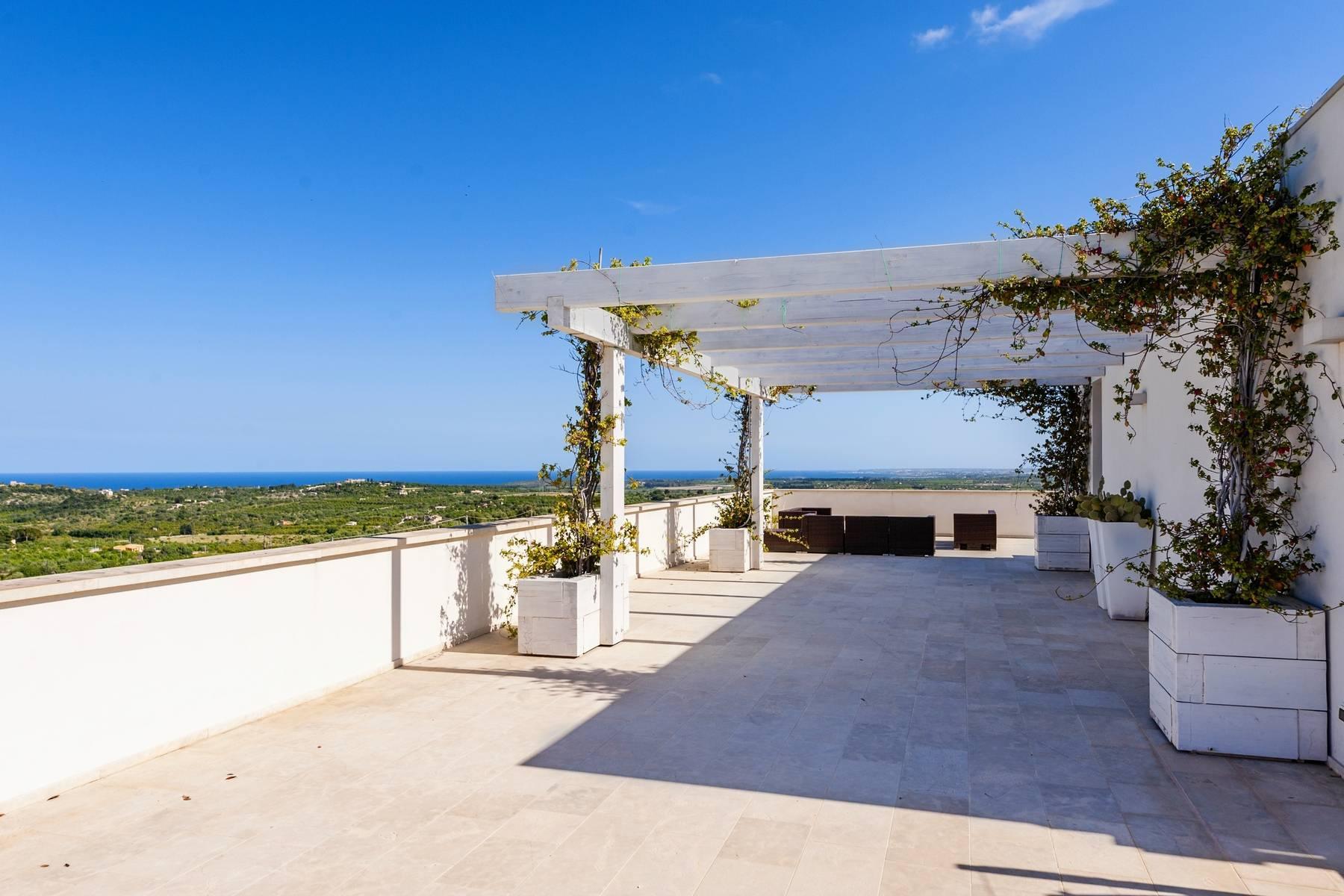 Moderne Villa mit Pool und Meerblick - 21