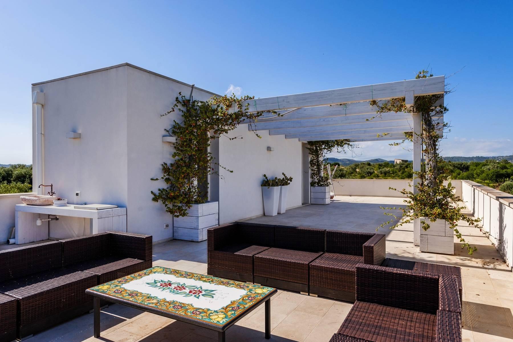 Moderne Villa mit Pool und Meerblick - 14