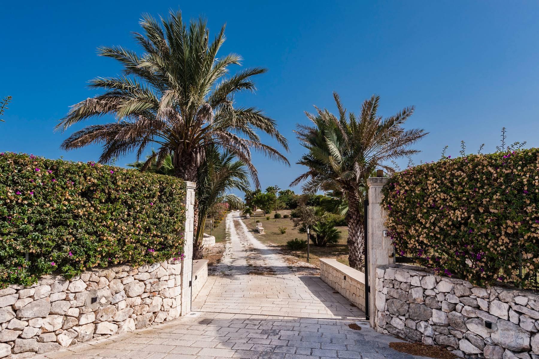 Esclusiva villa sul mare con ingresso privato in spiaggia - 18