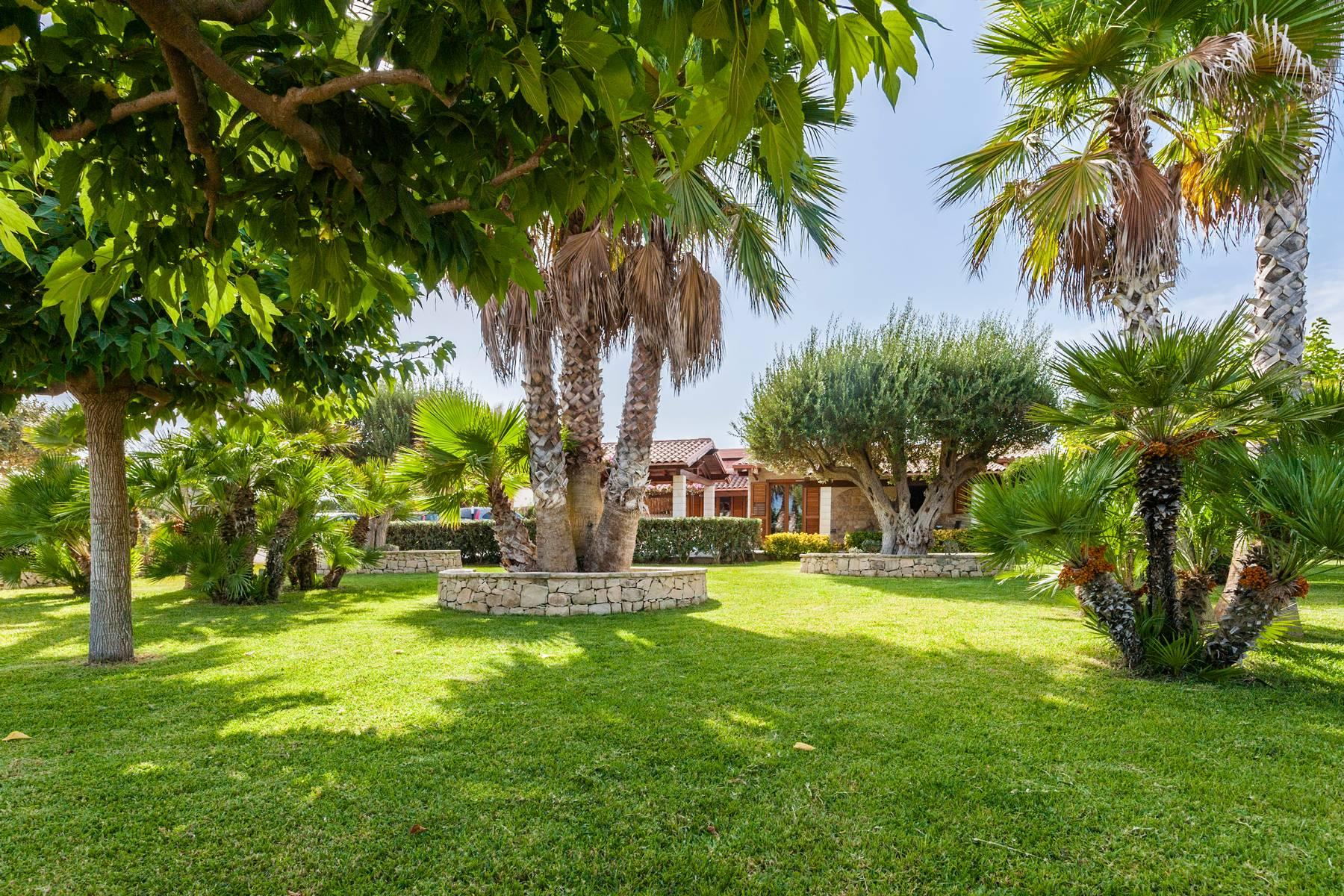 Esclusiva villa sul mare con ingresso privato in spiaggia - 15