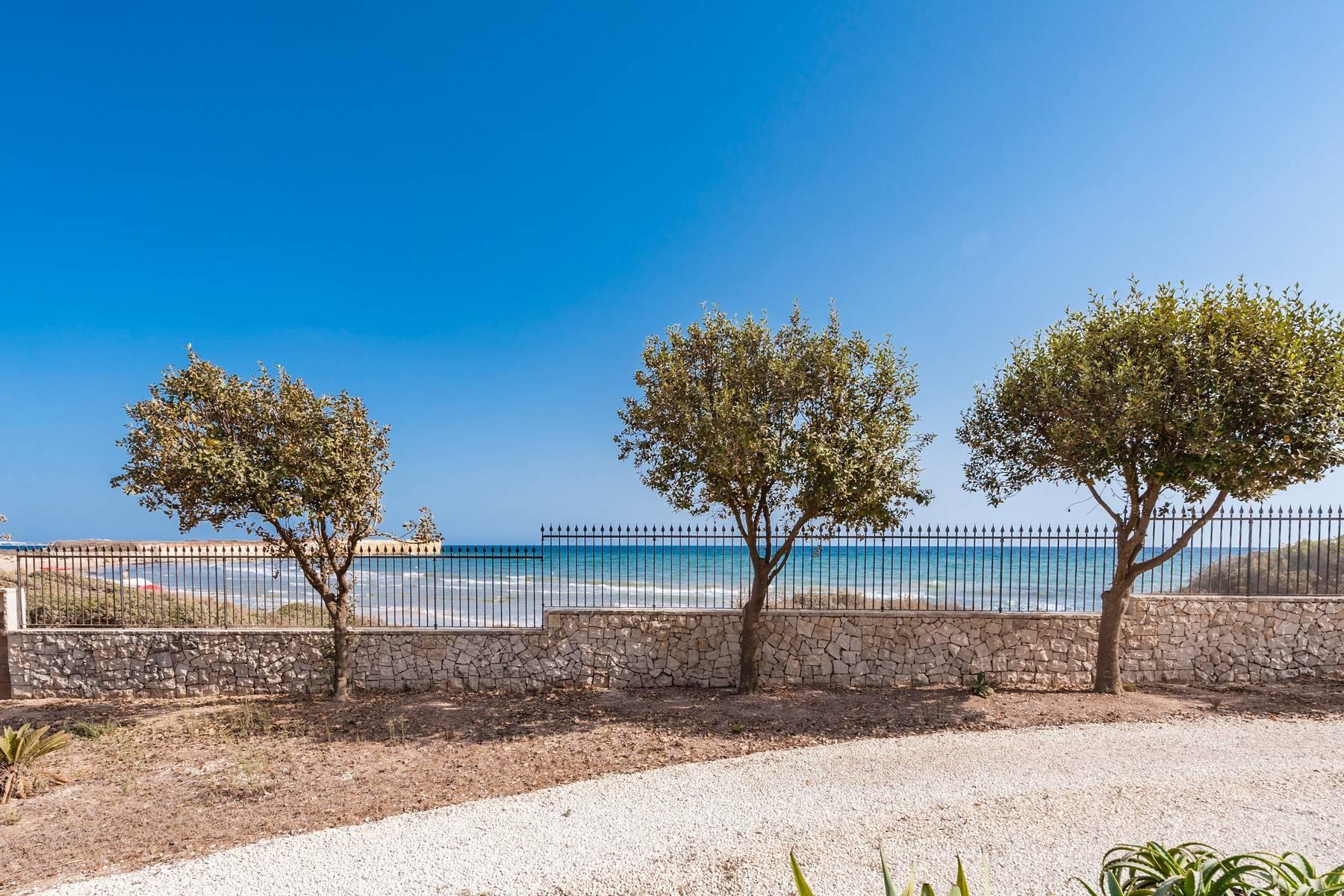 Esclusiva villa sul mare con ingresso privato in spiaggia - 20