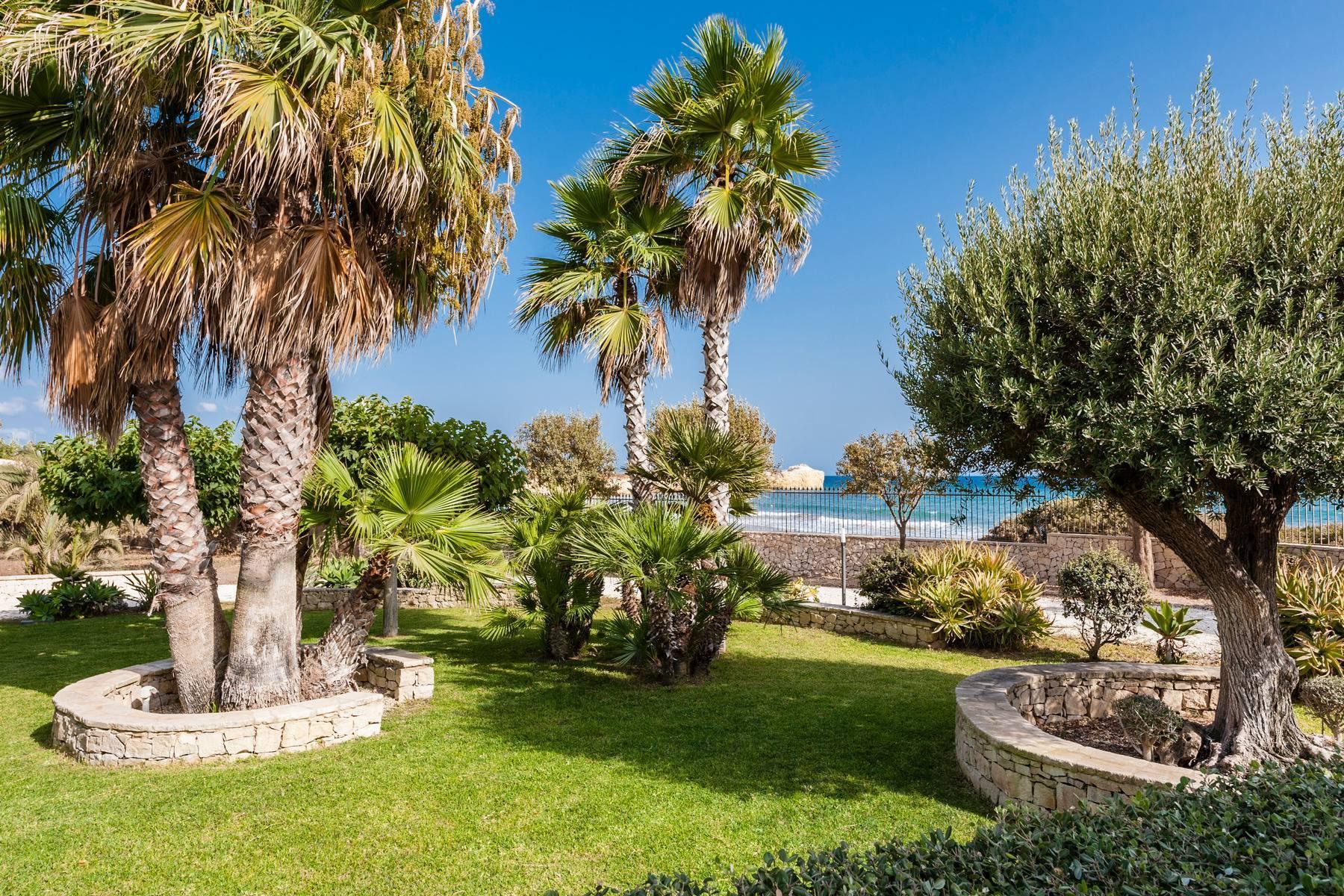 Esclusiva villa sul mare con ingresso privato in spiaggia - 3