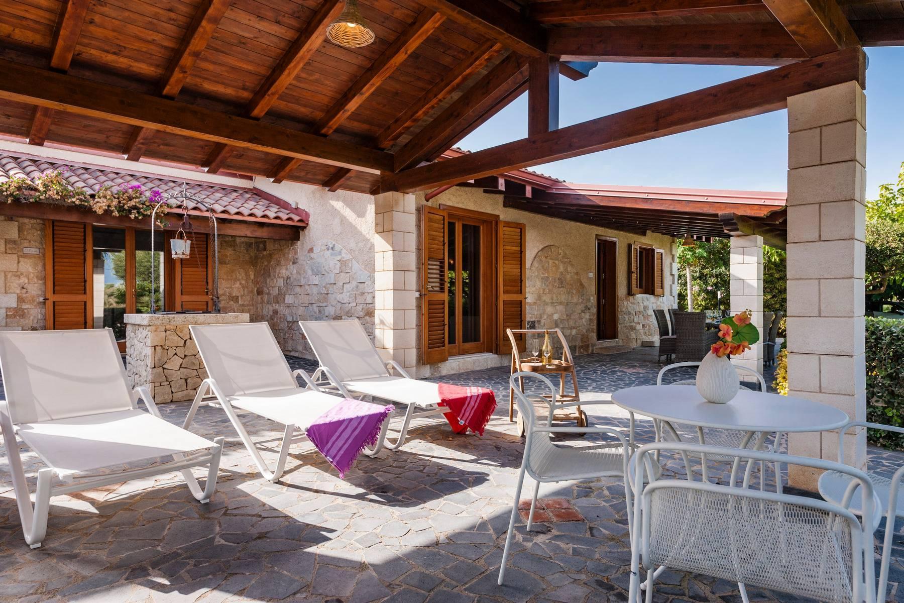 Esclusiva villa sul mare con ingresso privato in spiaggia - 5