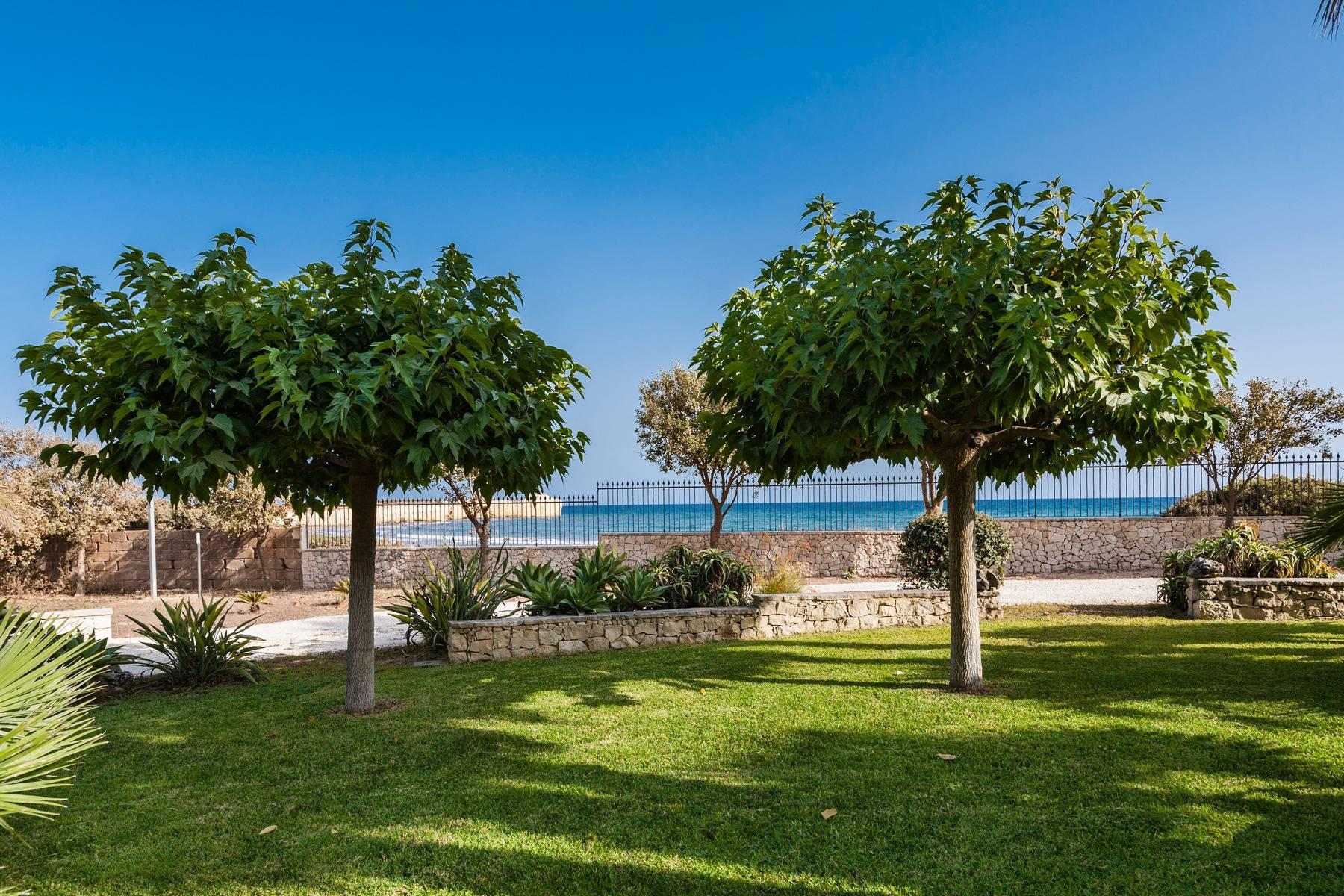 Esclusiva villa sul mare con ingresso privato in spiaggia - 14