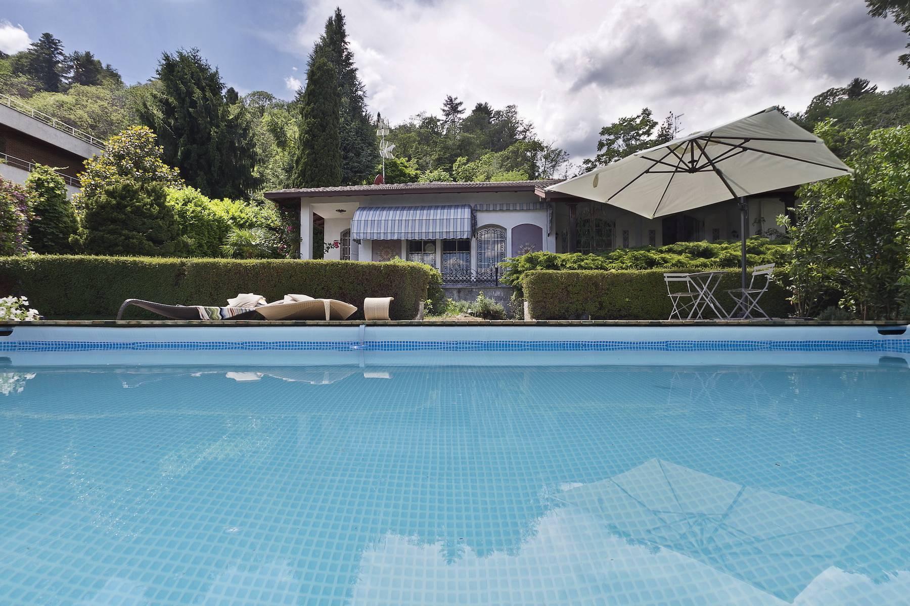 Elegante Villa am Ufer des Lago Maggiore - 1