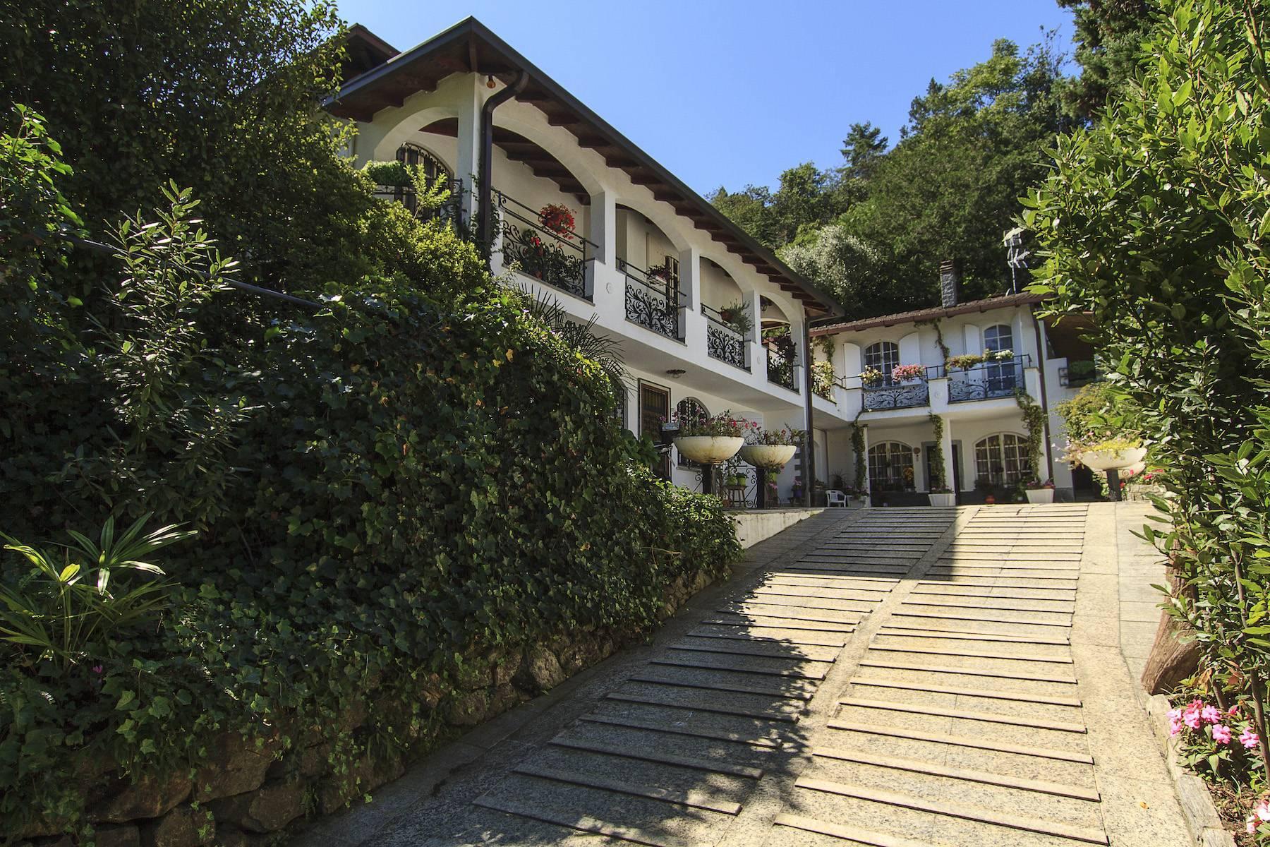 Elegante Villa am Ufer des Lago Maggiore - 5