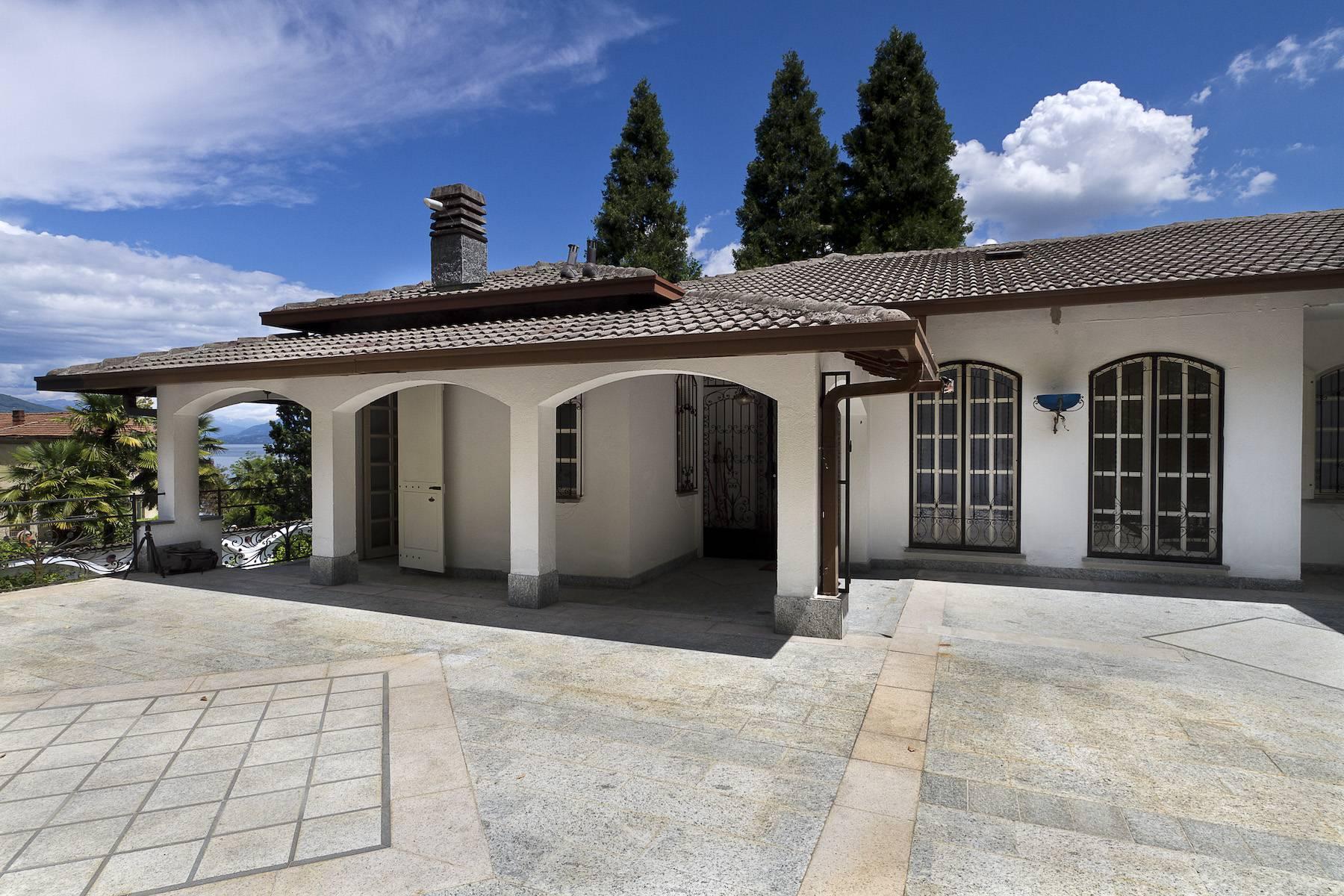 Elegante Villa am Ufer des Lago Maggiore - 7