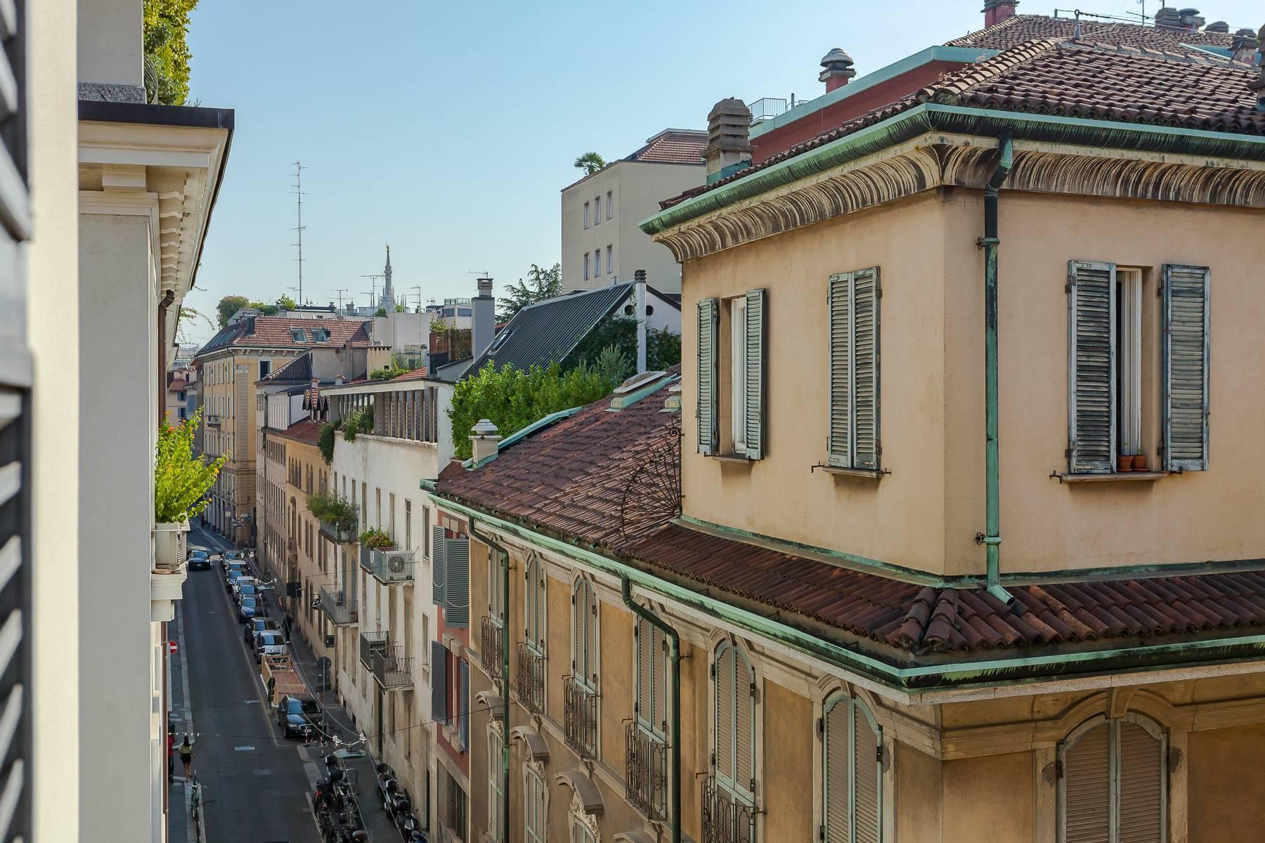 Attico di charme con terrazzino nel centro storico - 21