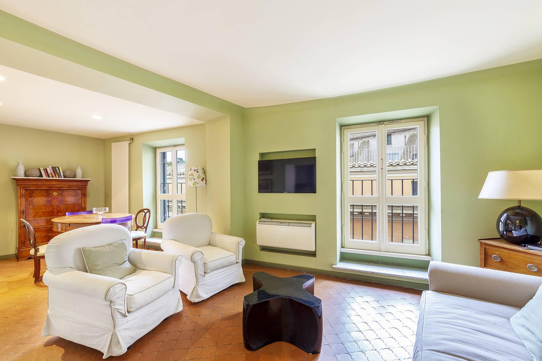 Elegante Wohnung wenige Schritte vom Piazza Venezia - 1