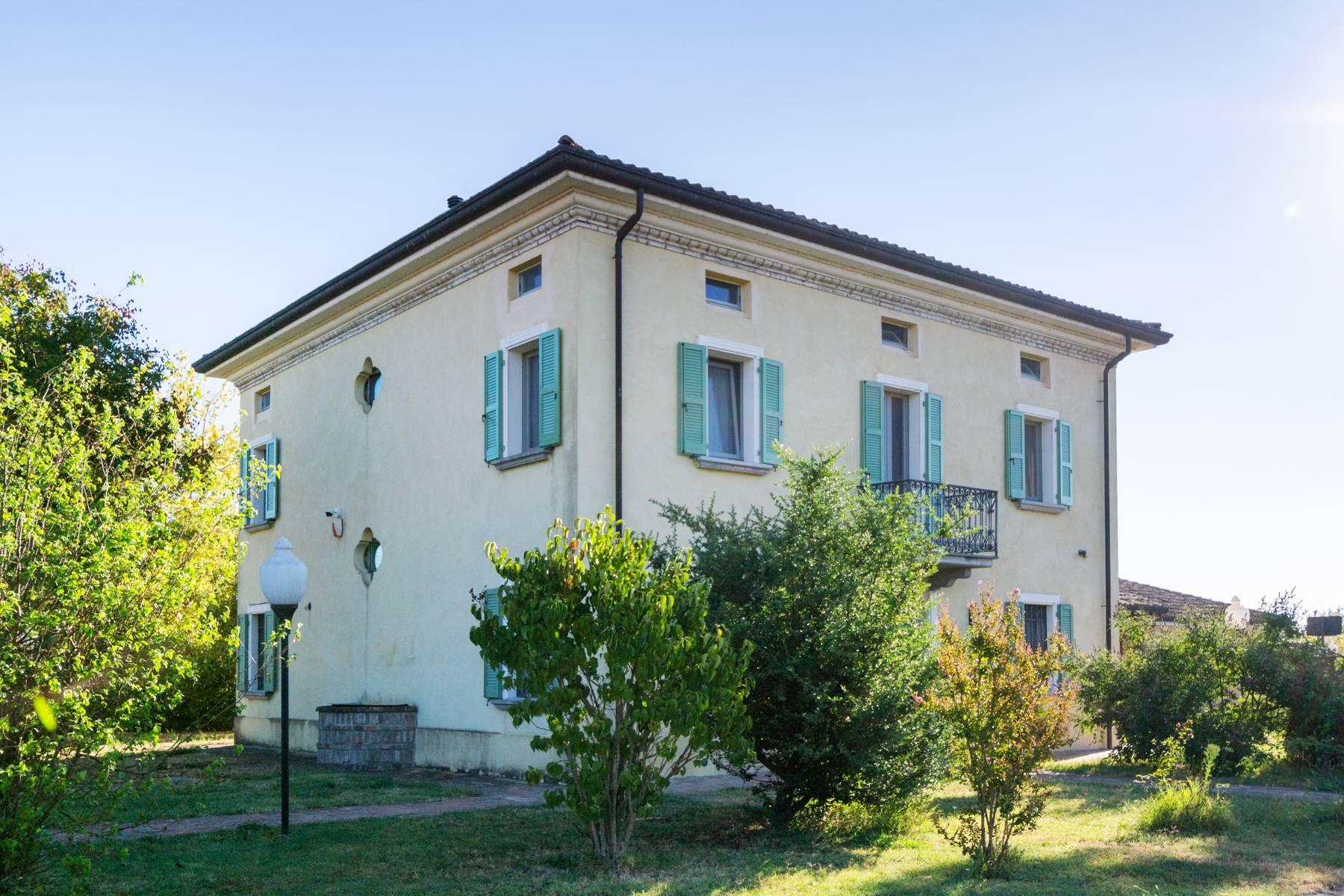 Herrenhaus auf dem Land von Fidenza - 3