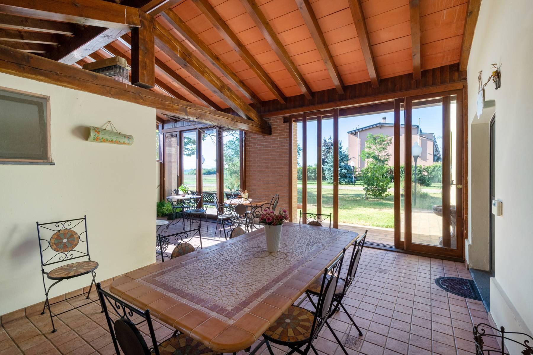 Herrenhaus auf dem Land von Fidenza - 13