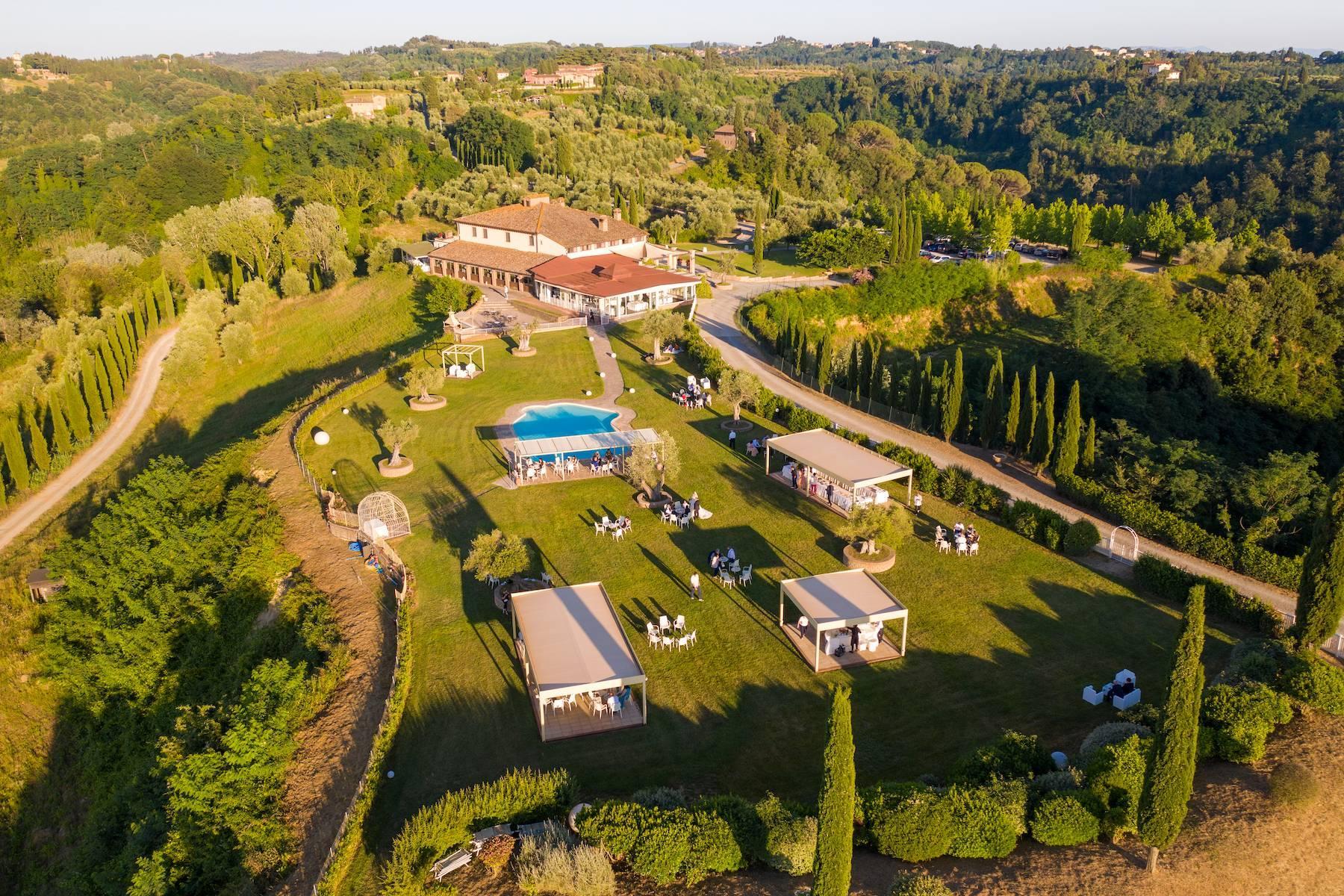 Wunderschönes Anwesen mit 202 Hektar Land im Herzen der Toskana - 1
