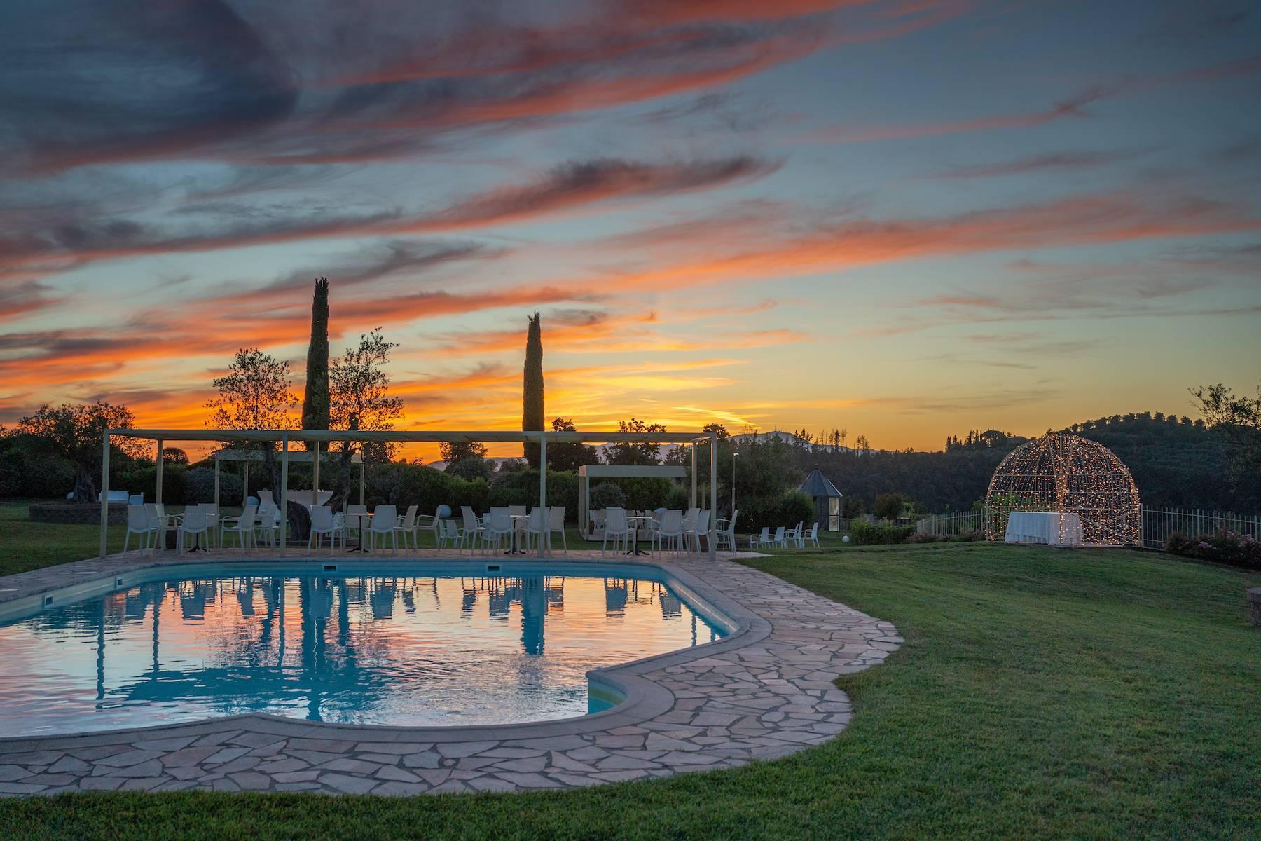 Wunderschönes Anwesen mit 202 Hektar Land im Herzen der Toskana - 9